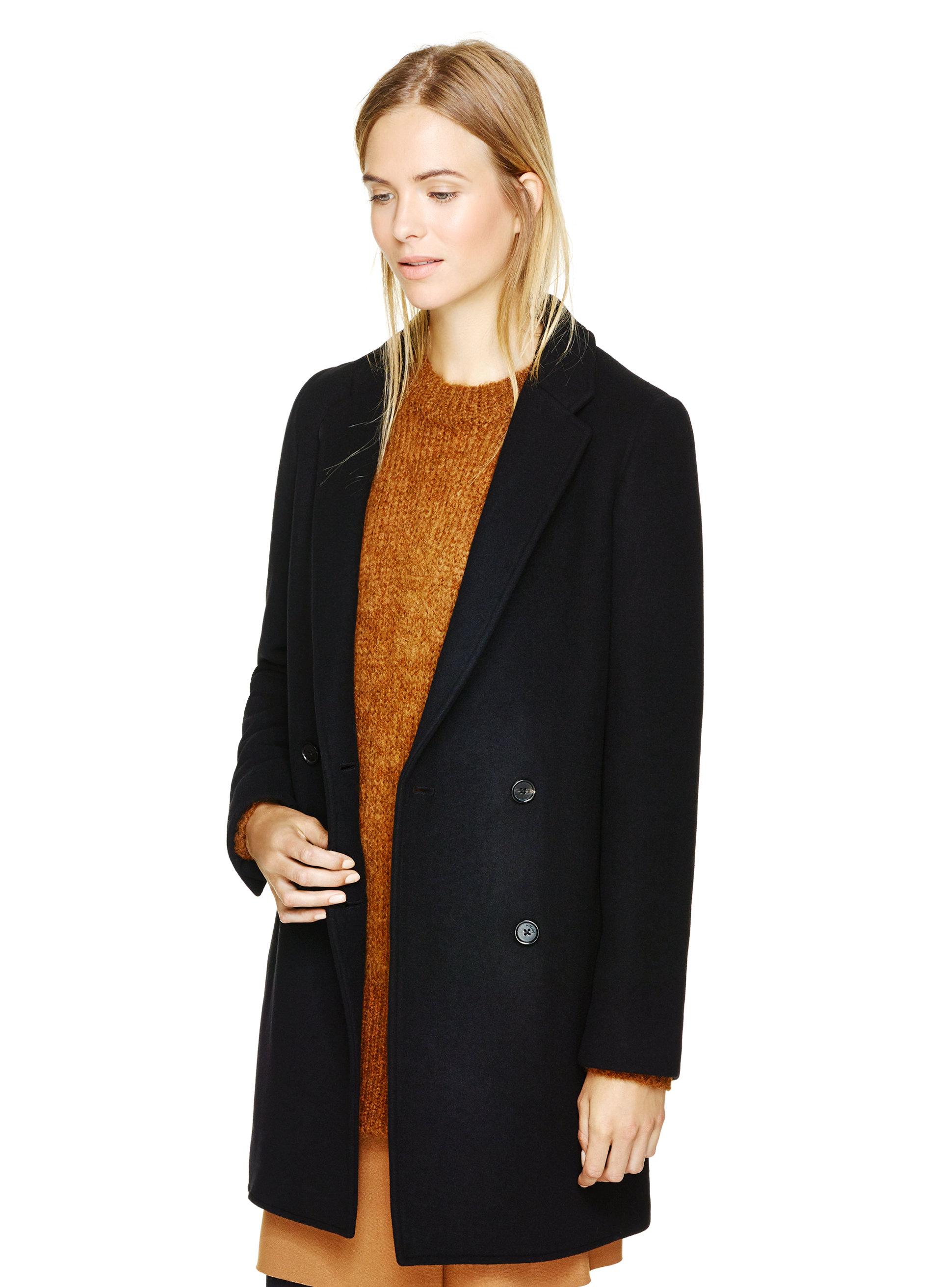 wilfred maison wool coat aritzia us
