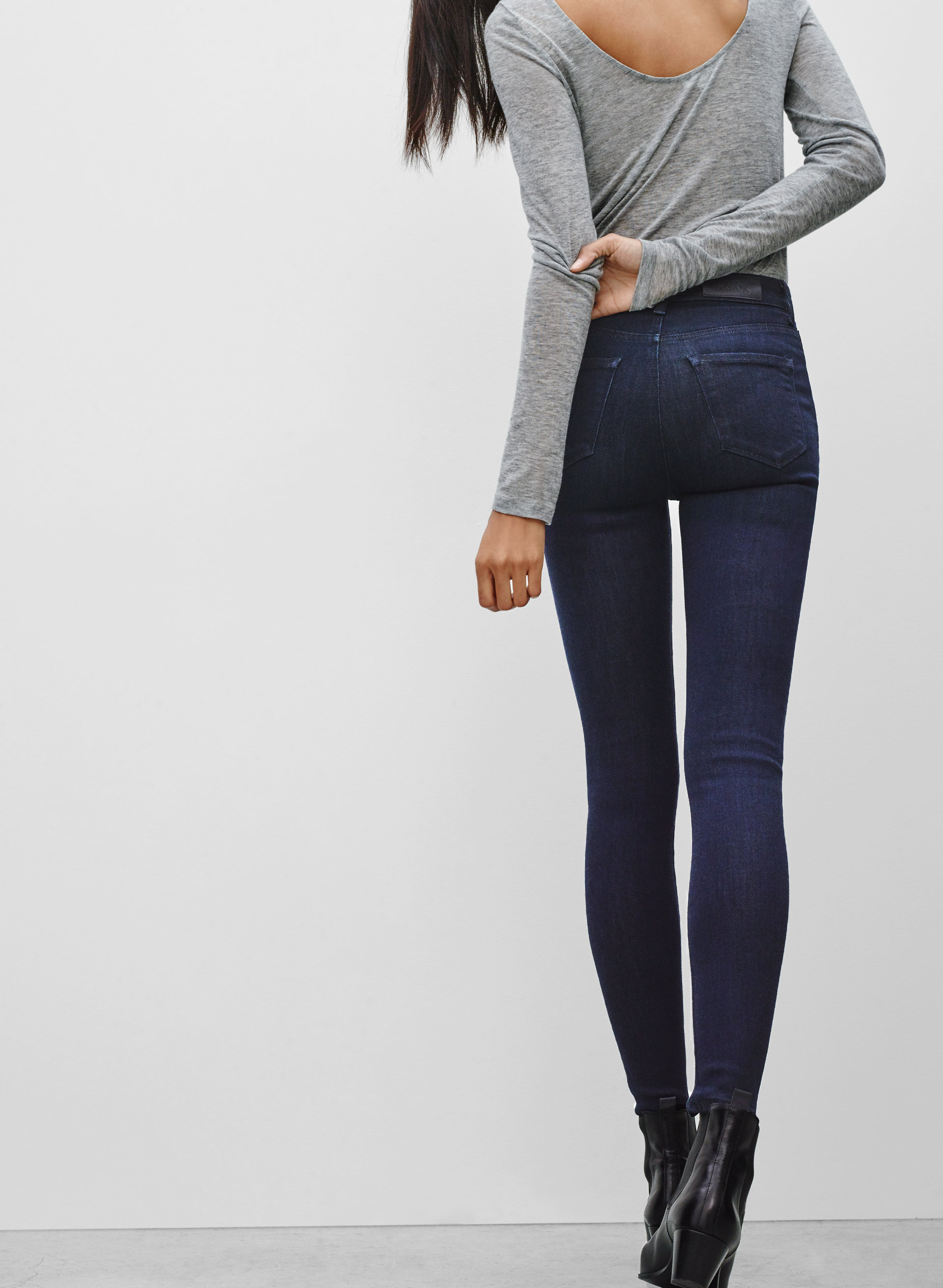 4d1da3044054 The Castings HIGH RISE SUPER SKINNY | Aritzia US
