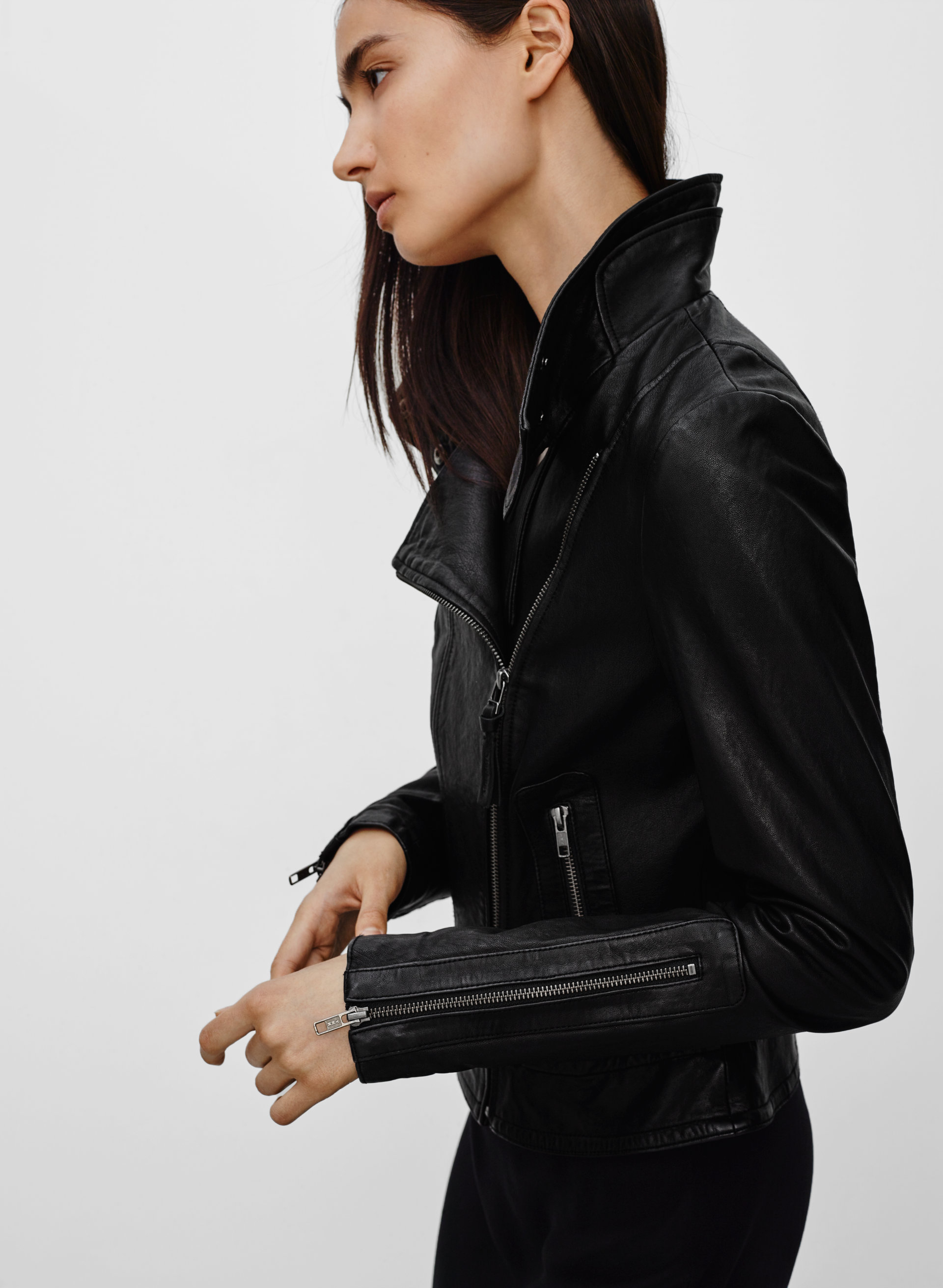 Leather jacket kenya