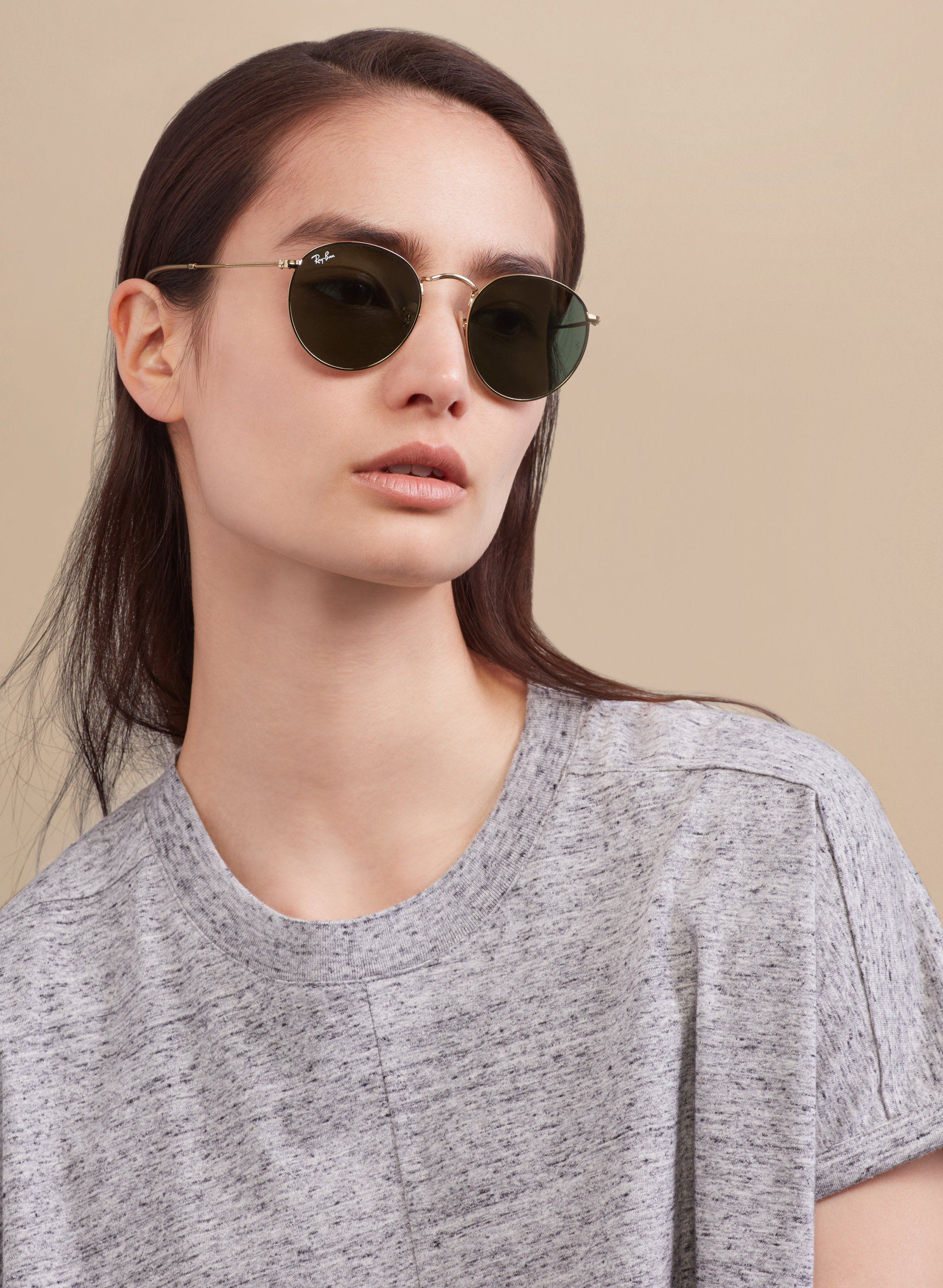 la moitié 99fd4 8eafd release date ray ban round metal taille a4ded d5460
