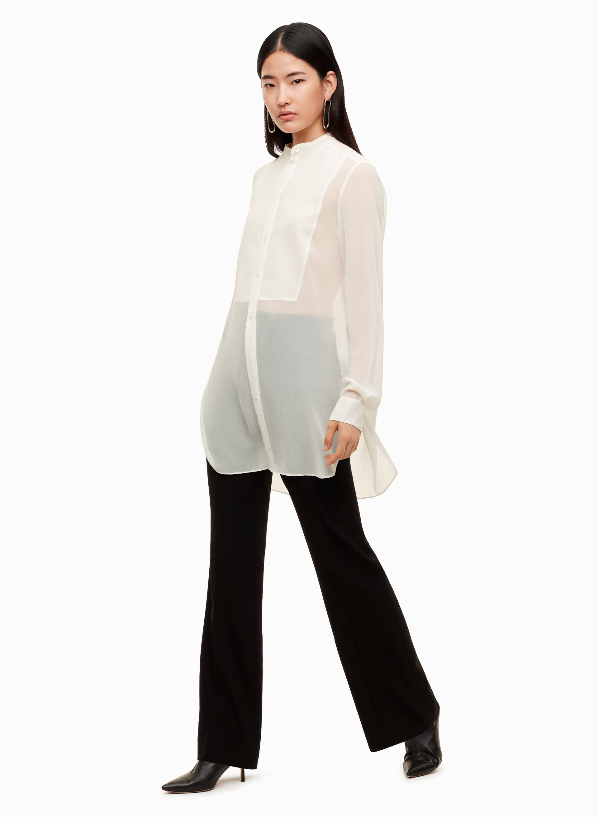 Semi Formal Attire Pants And Blouse