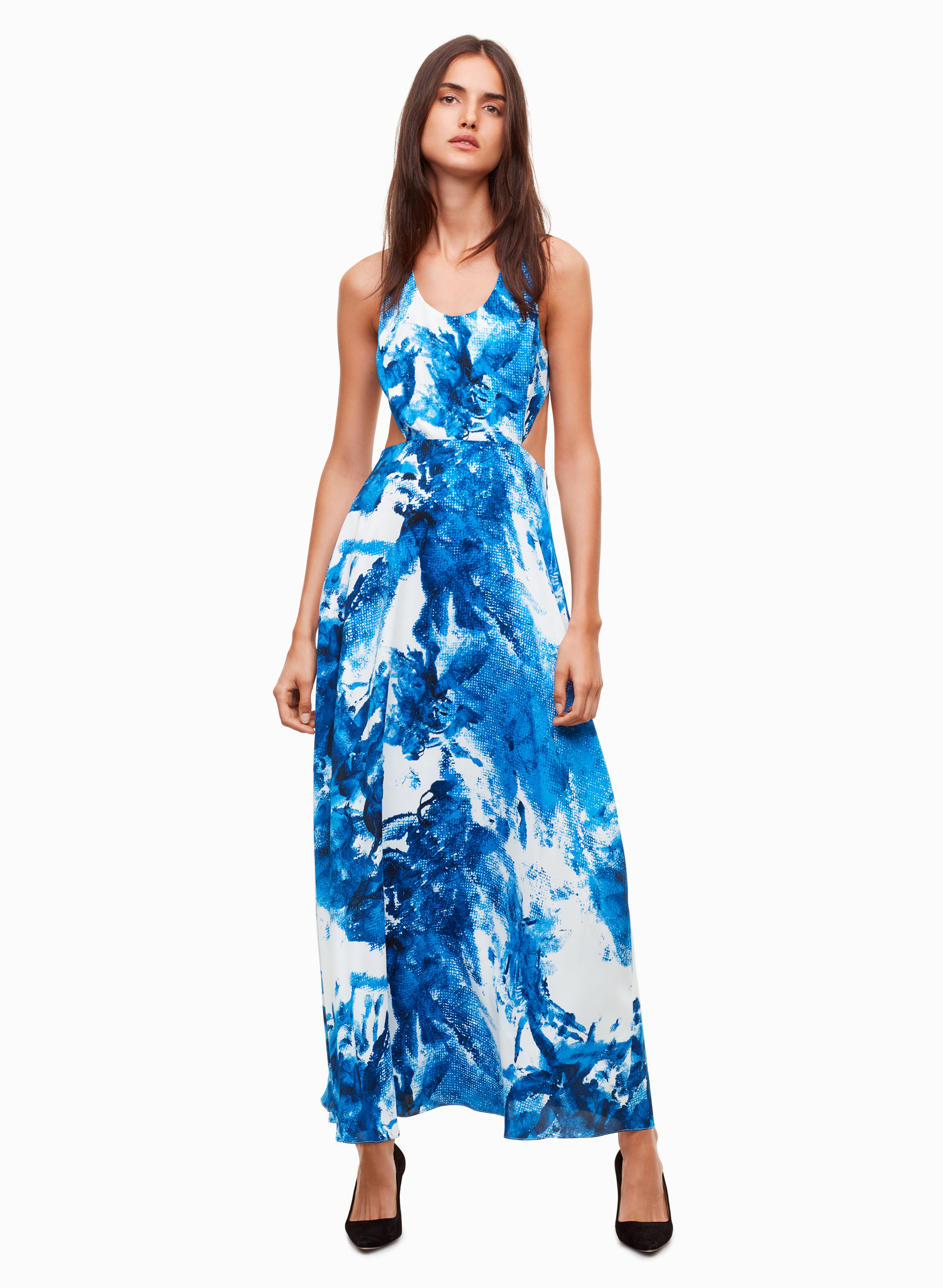 Model citizen maxi dress