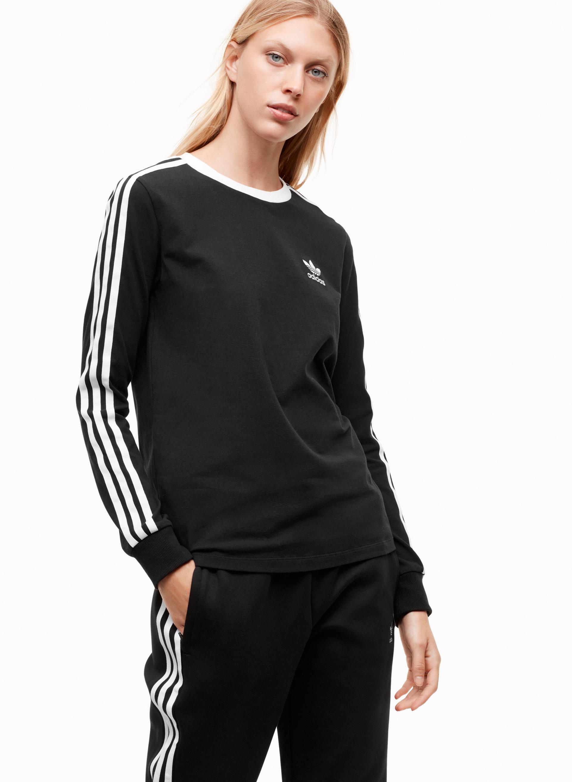 adidas 3 Stripes Tee Beige | adidas US