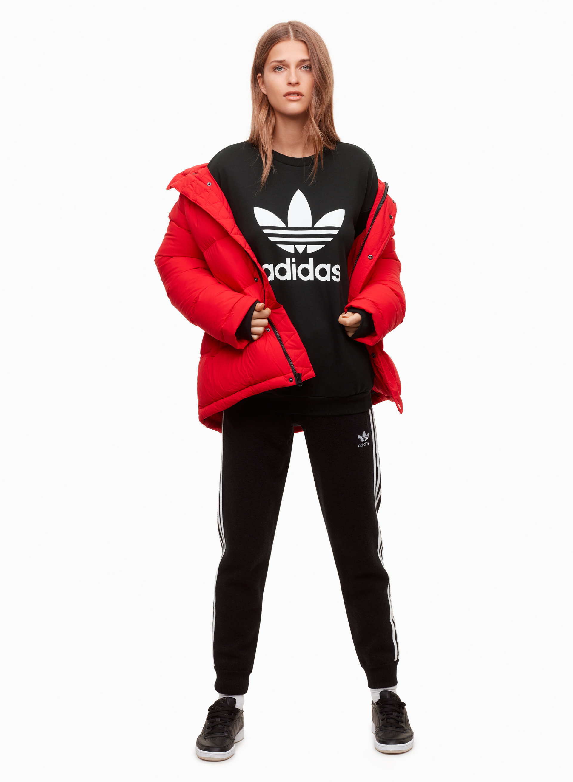 adidas trefoil jumper Sale,up to 54% Discounts