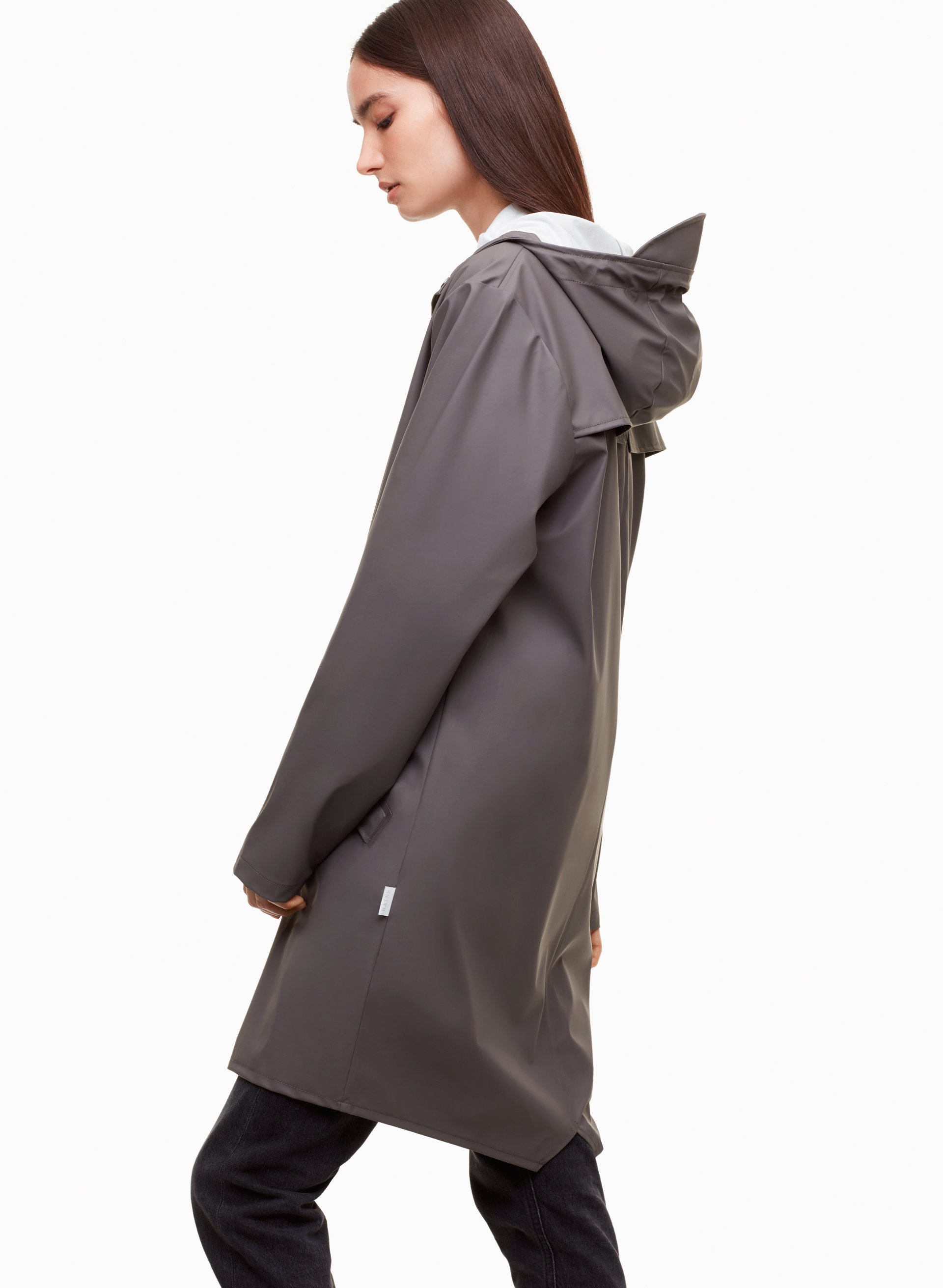... Rains LONG JACKET  b92f8a024e8d