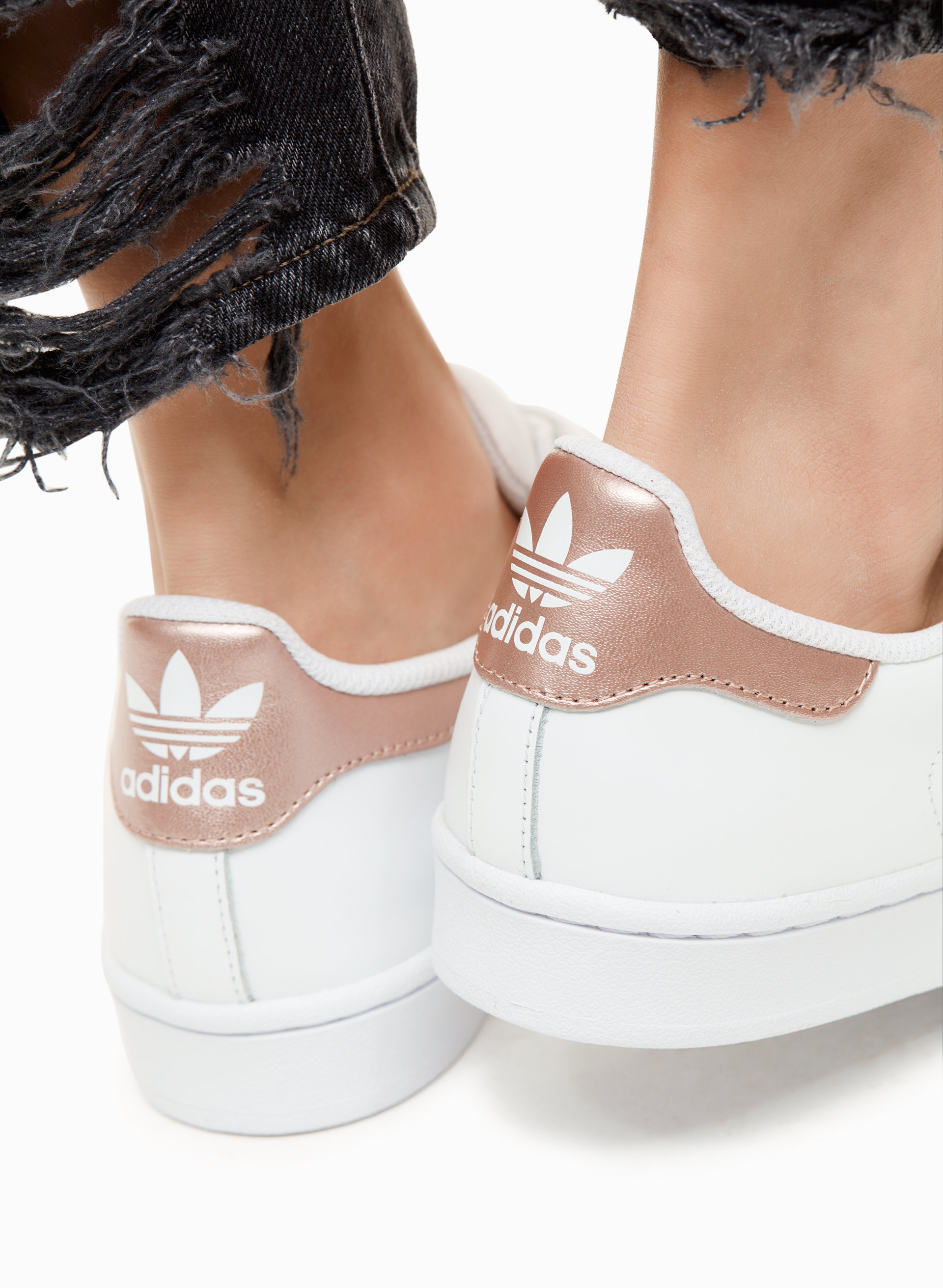 high quality Cheap Adidas Superstar Up Women's Shoes Core Black