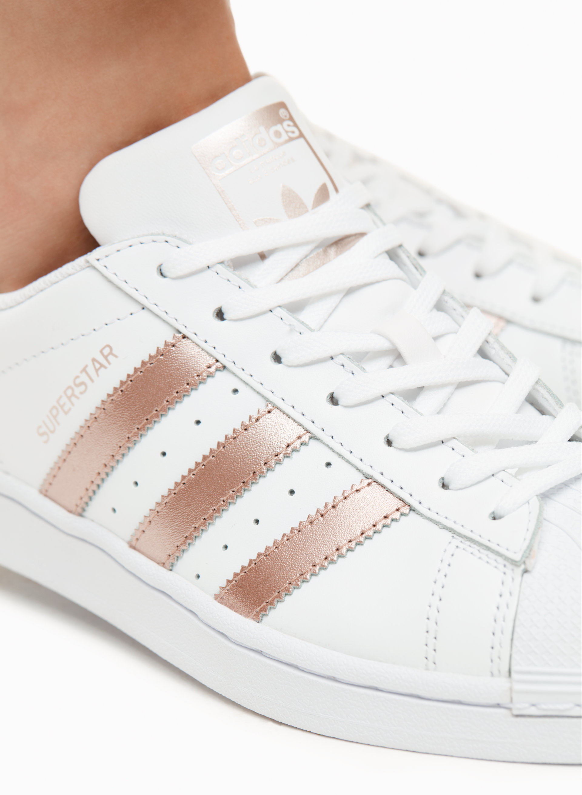 Jeremy Scott Takes On the Cheap Adidas Superstar 80's