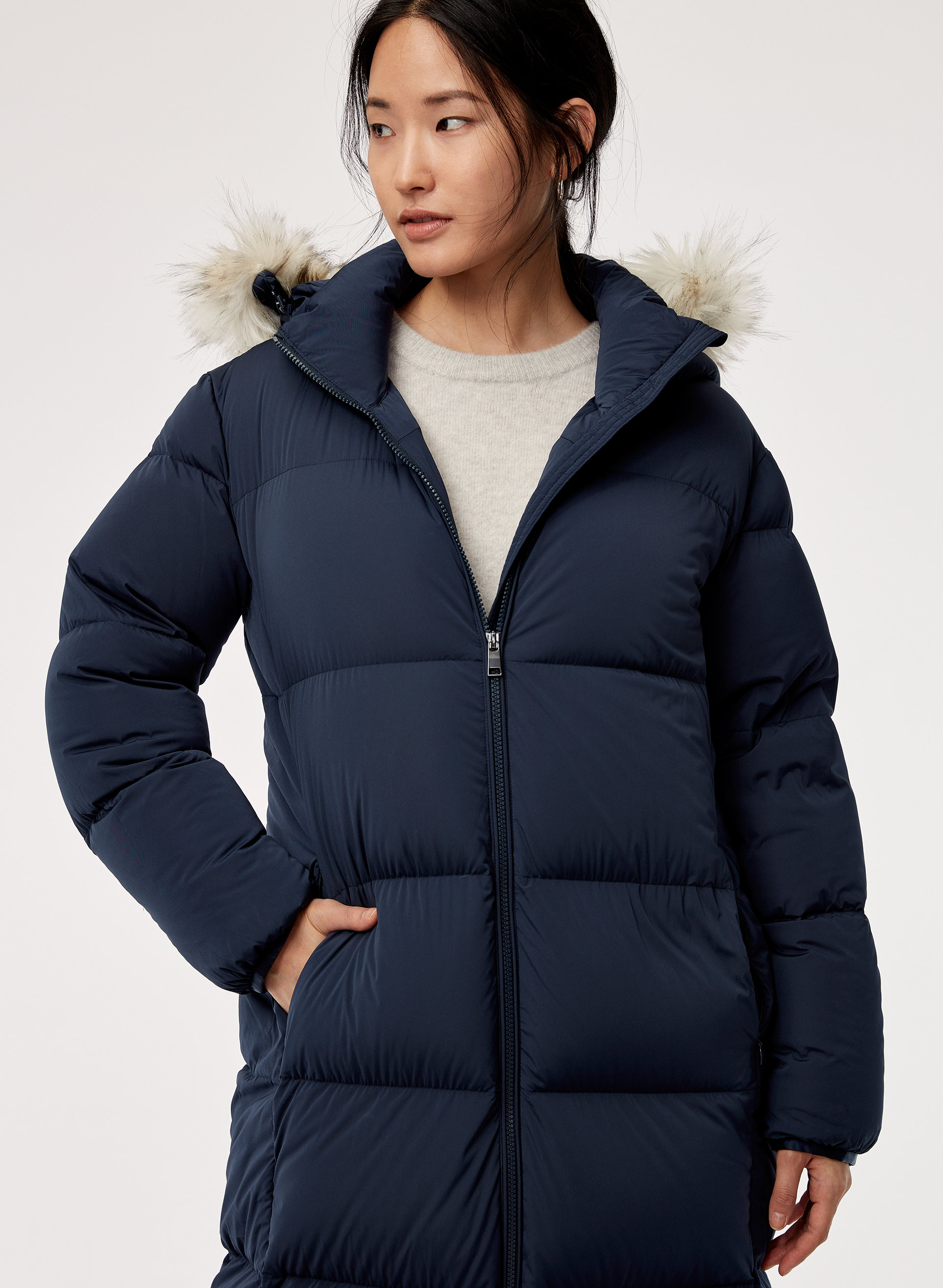 The Group by Babaton PARK CITY LONG PUFFER | Aritzia US
