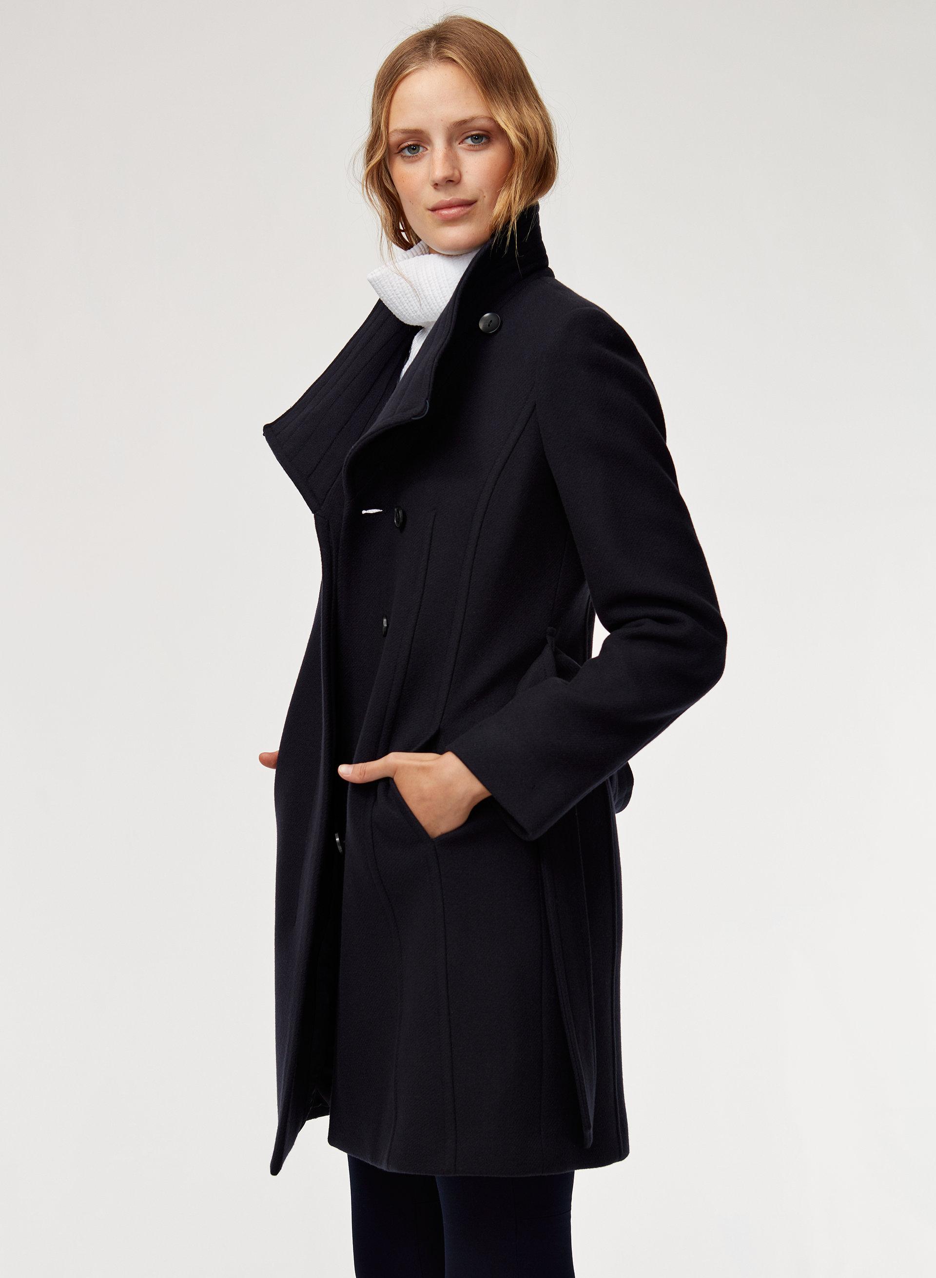 babaton connor wool coat aritzia us