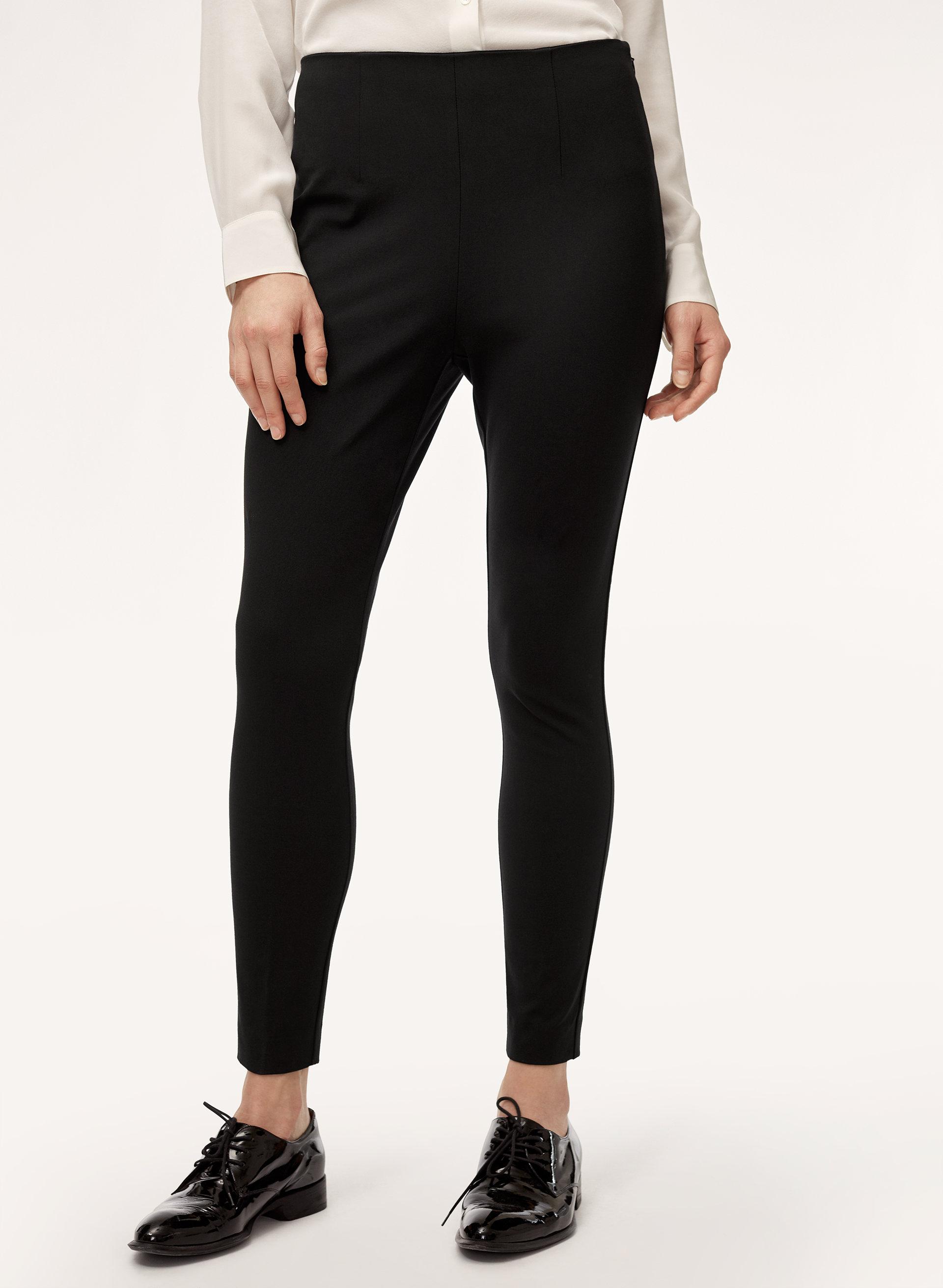 566573b0e00590 JOSH PANT - Mid-rise legging pant