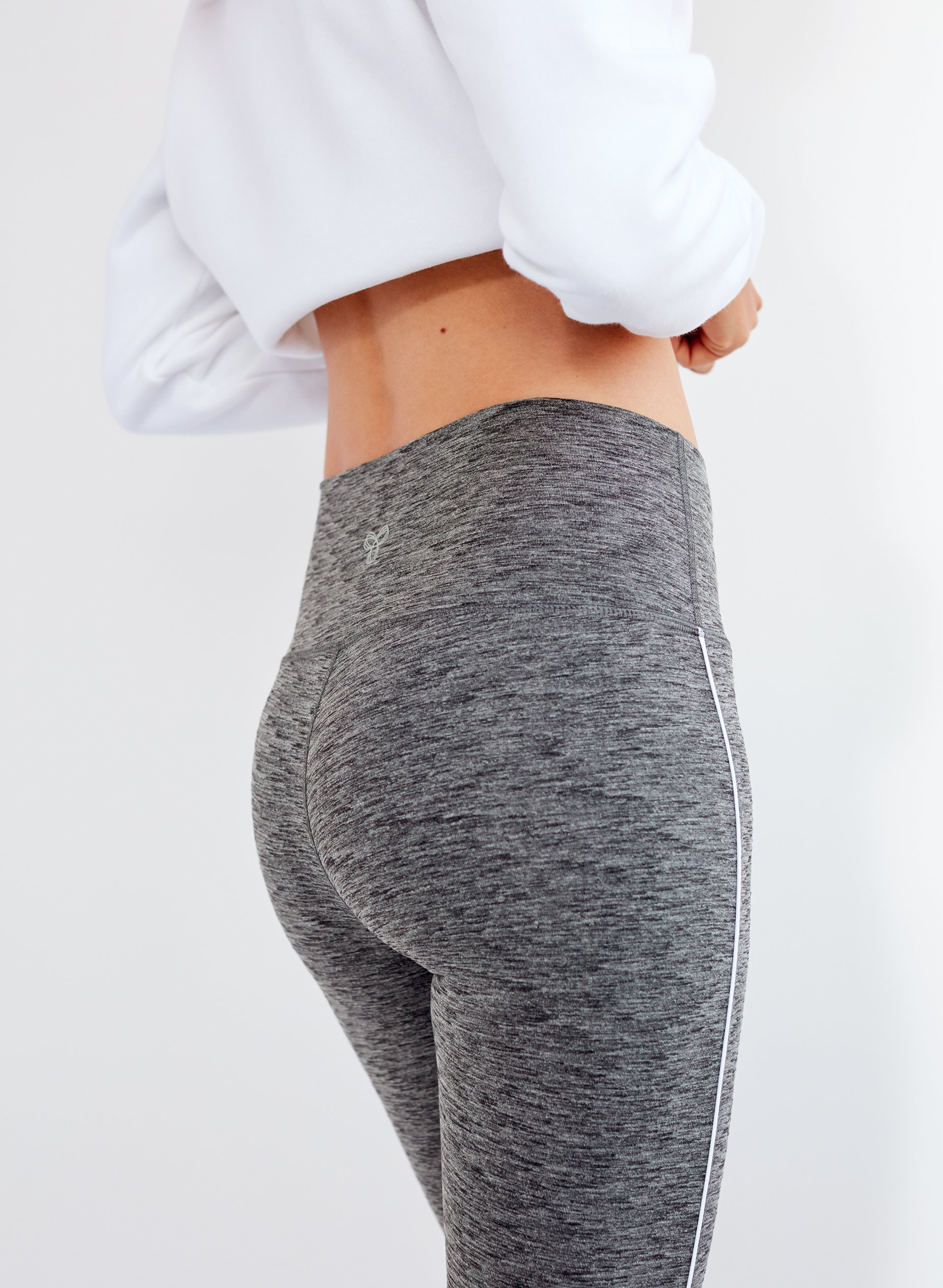 12549d8675ab9 ATMOSPHERE PANT - Workout legging with side stripe