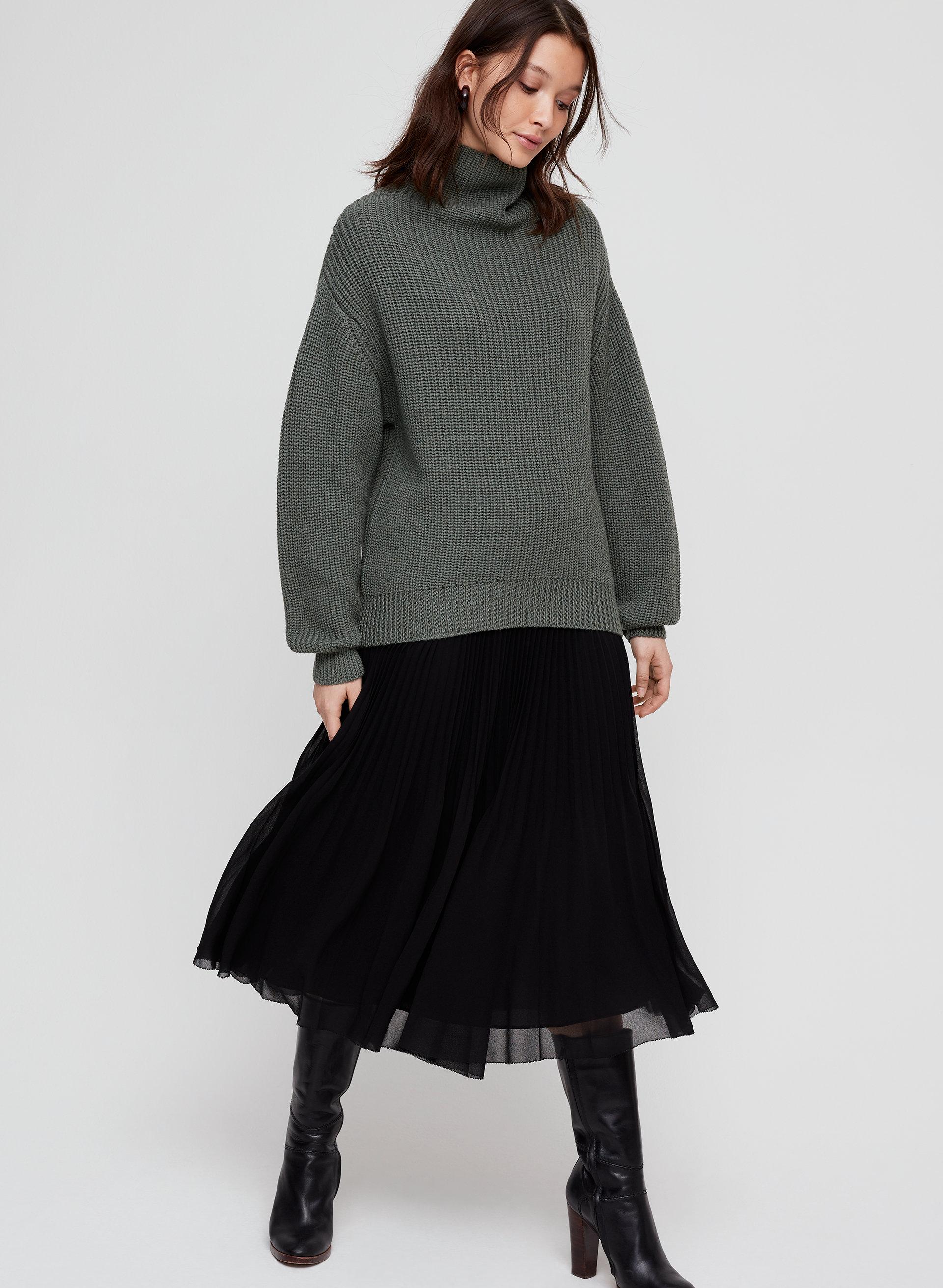 a578ea0626a5 MONTPELLIER SWEATER - Merino-wool turtleneck sweater
