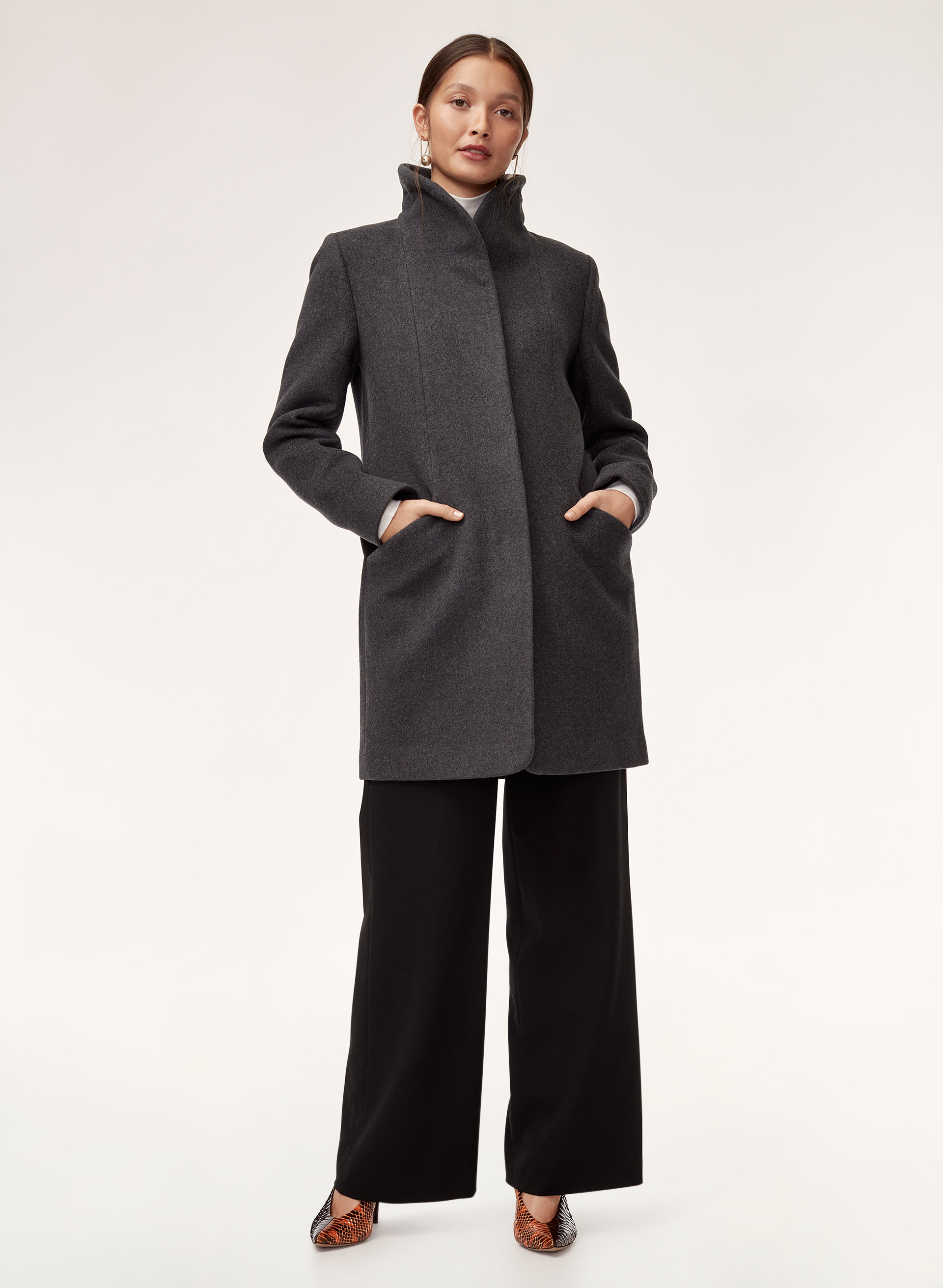 8c4250759ac Wilfred COCOON COAT