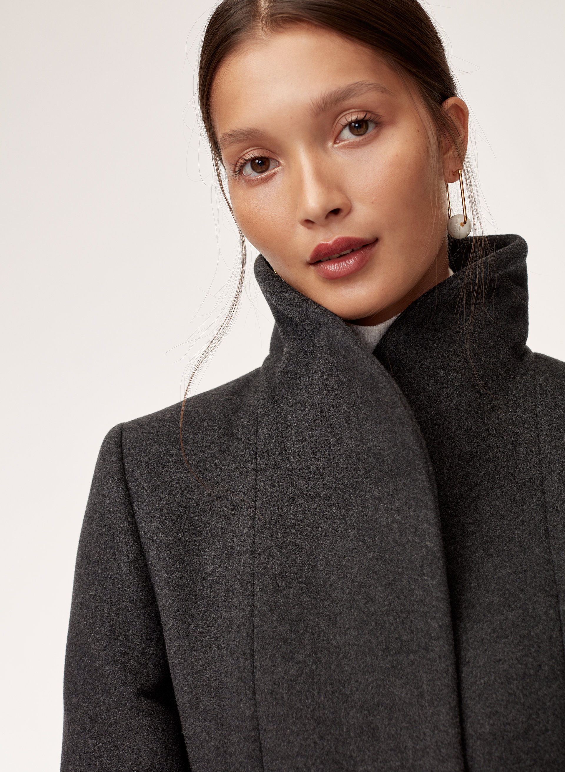 db431d07029 ... Wilfred COCOON COAT