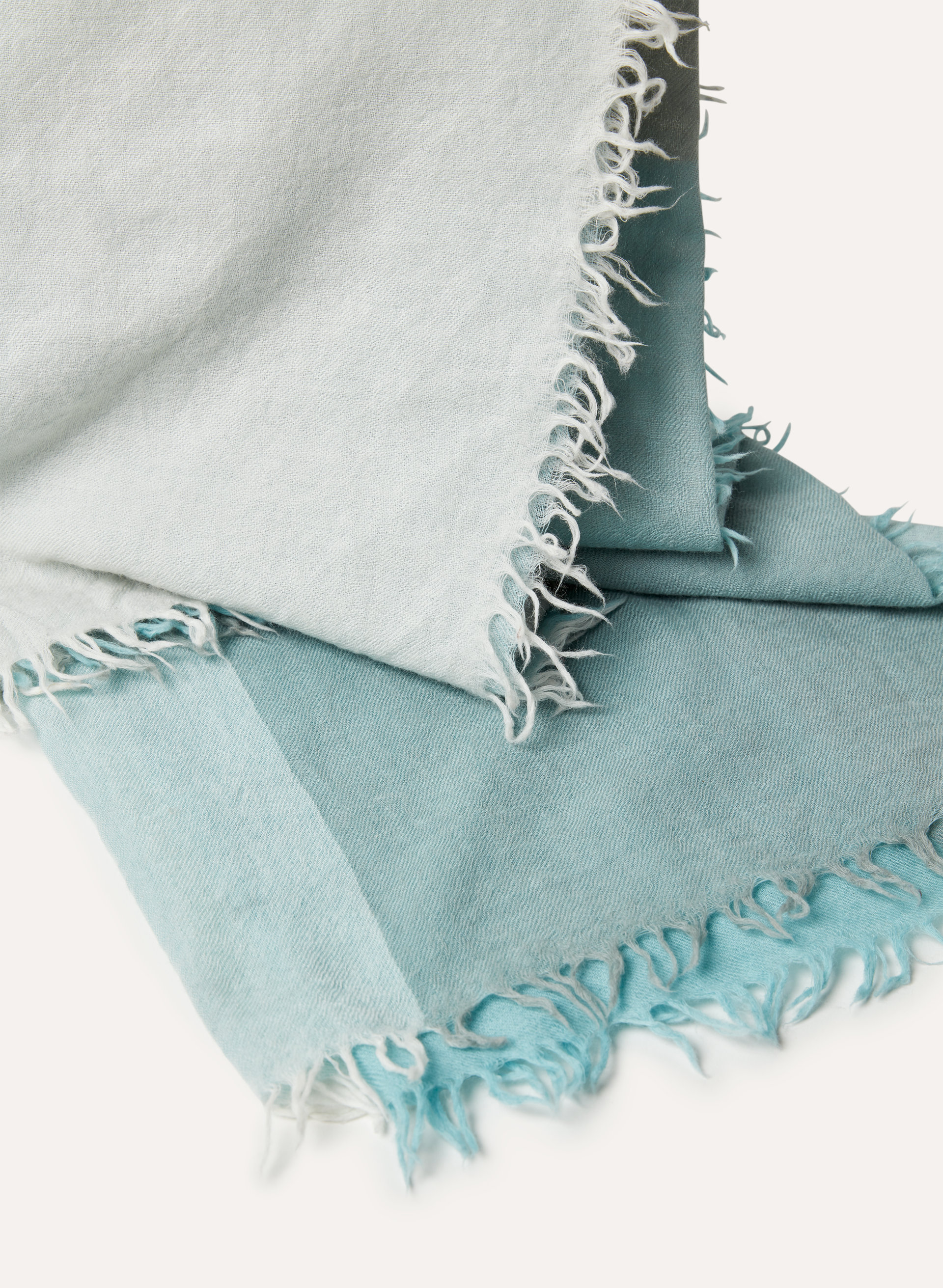 aa27018b7fe4 COLOUR BLANKET SCARF - Wool blanket scarf