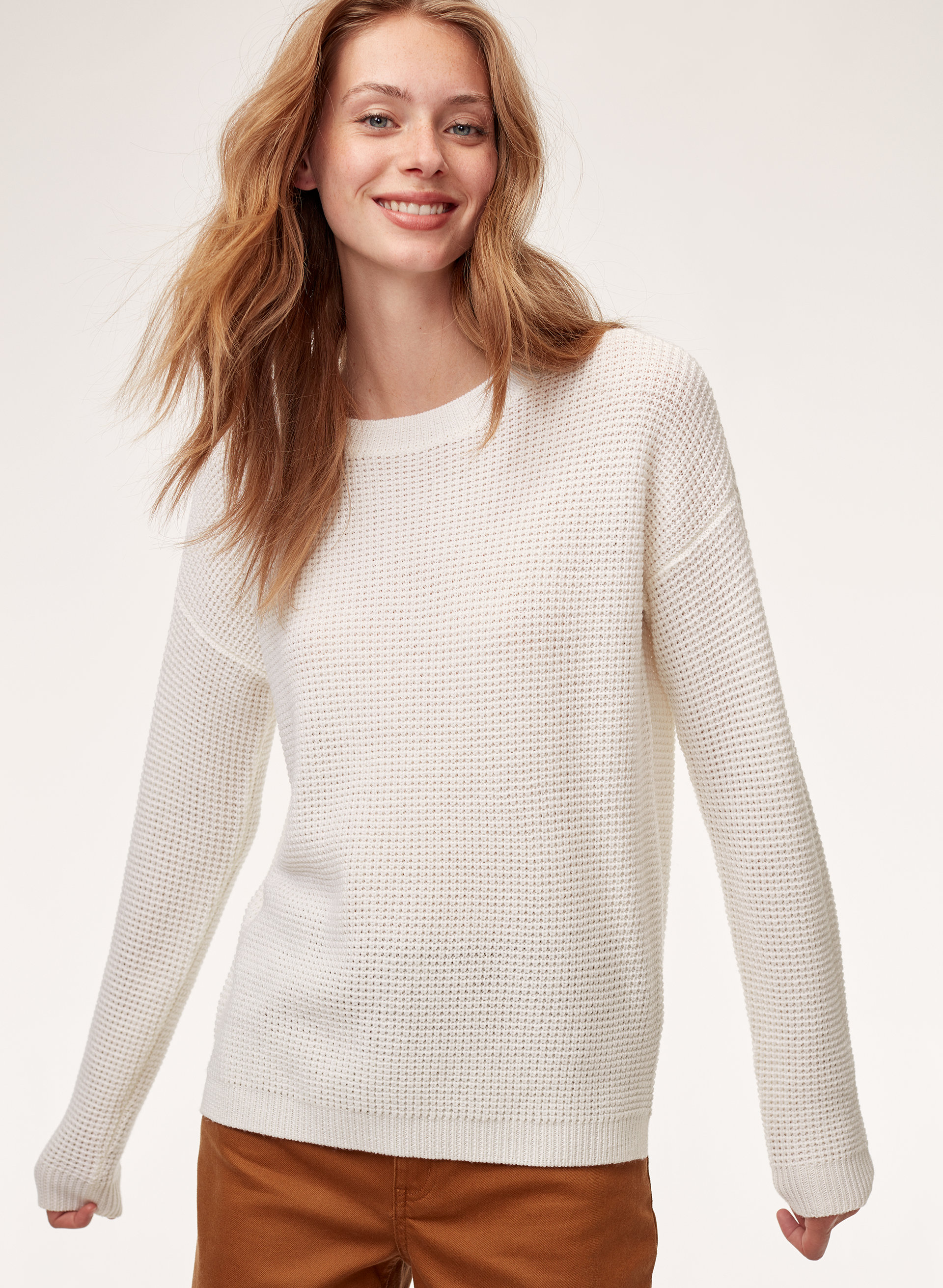 bdcde4d0f9540c Wilfred Free ISABELLI SWEATER