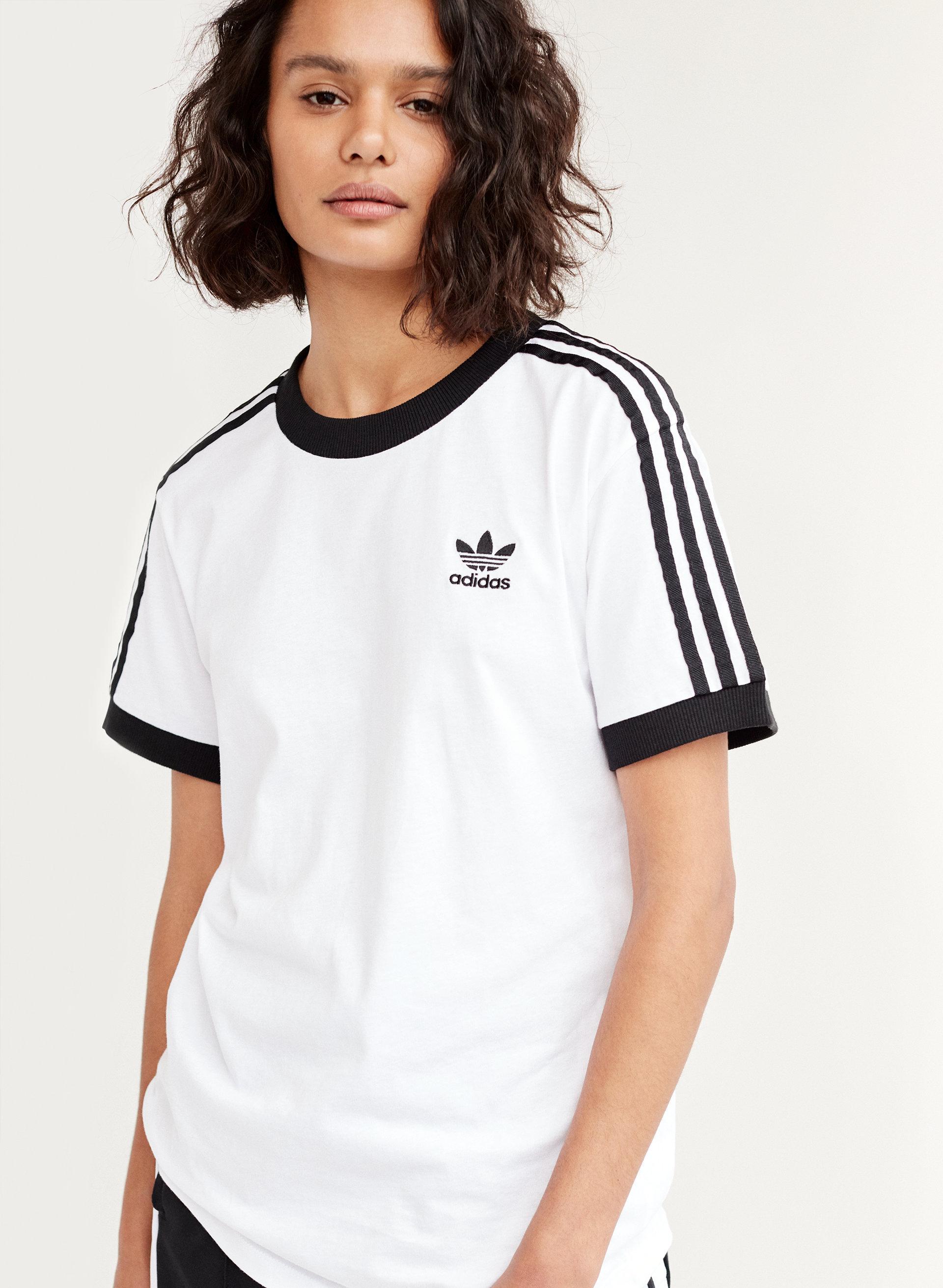 Ca Rayures Shirt Trois À T Aritzia Adidas YBPqxvw
