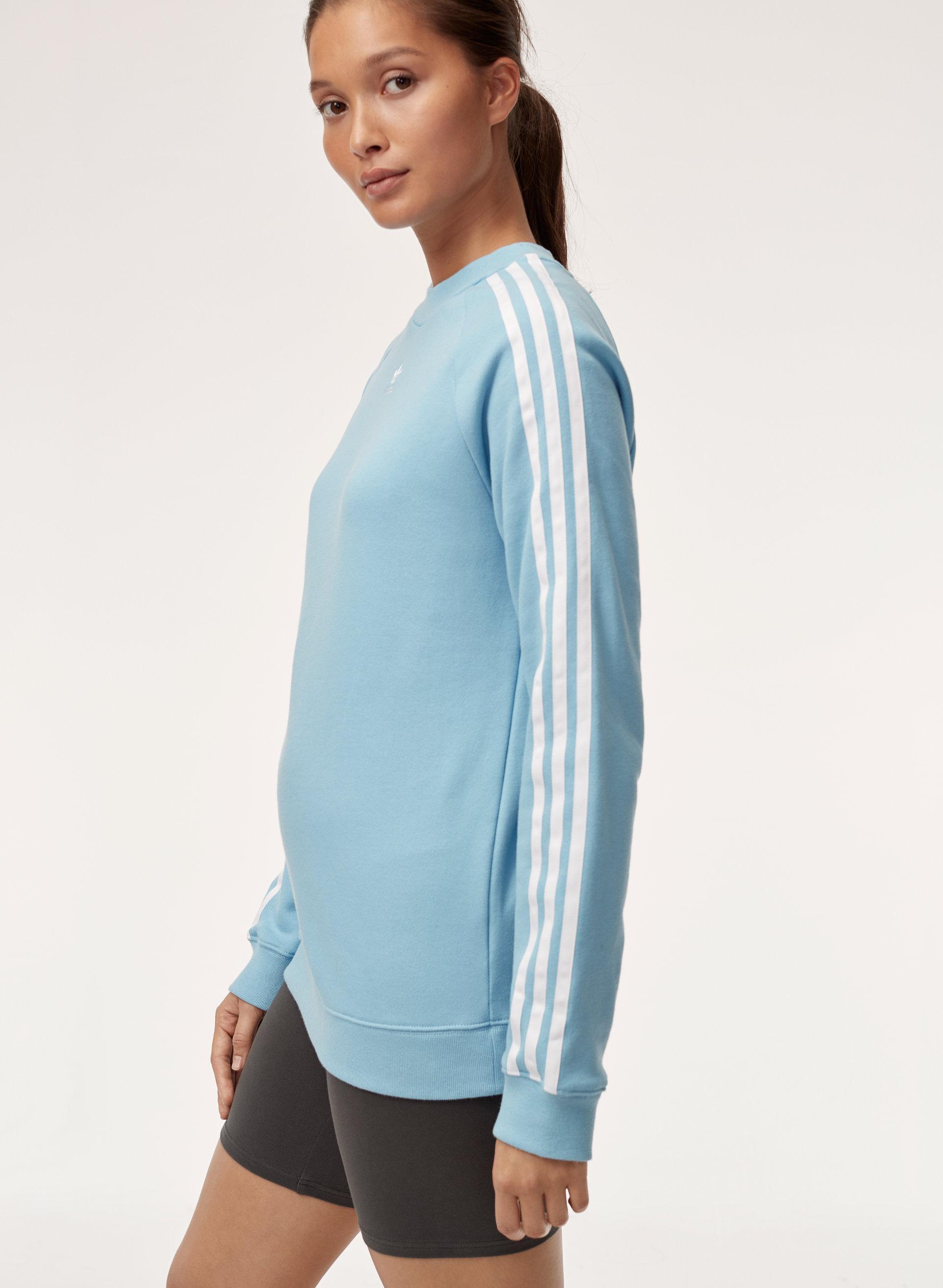 2c083e6b6 TRF CREW SWEATER - 3-stripe crewneck sweatshirt