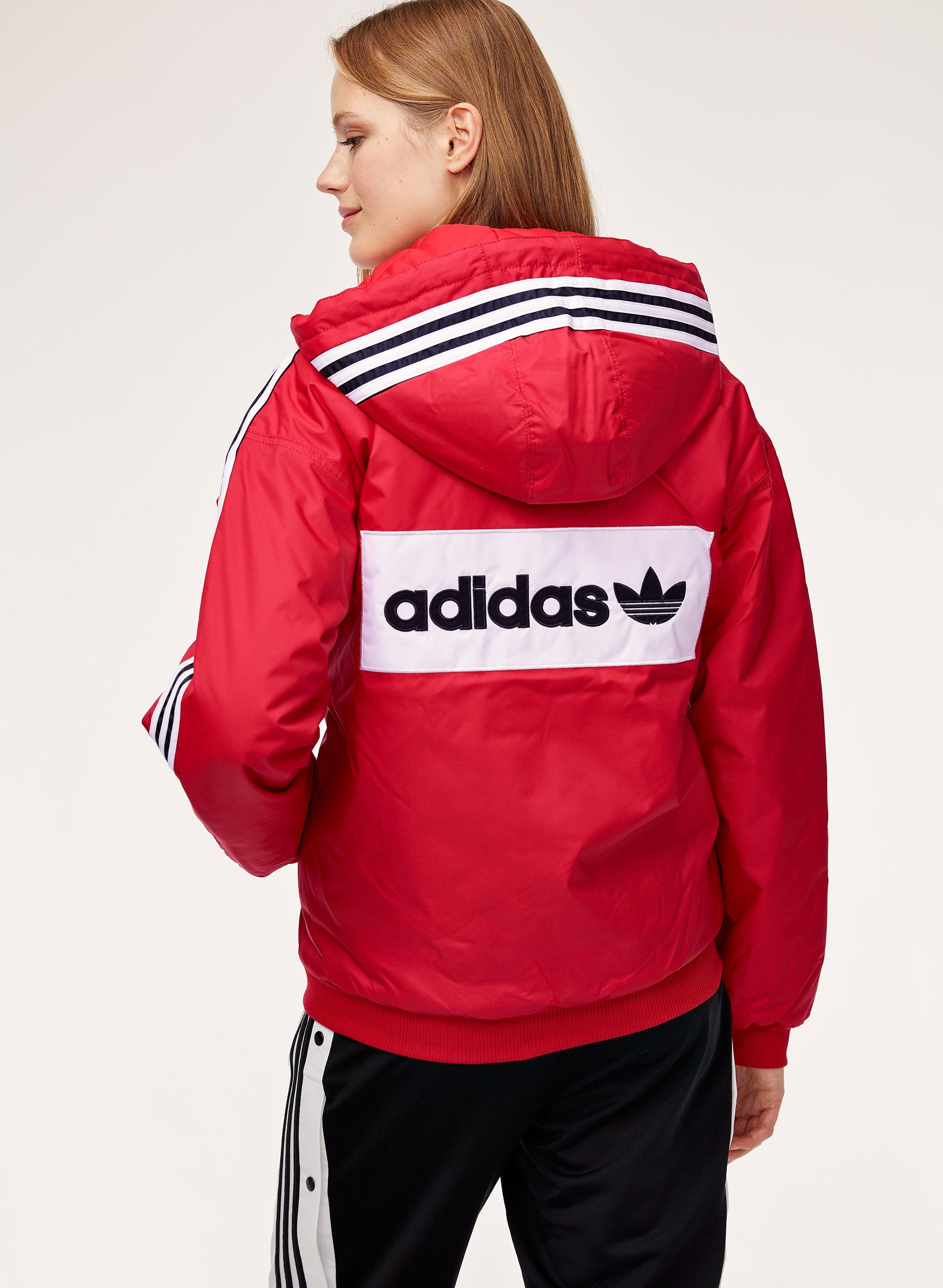 adidas STADION JACKET SHORT | Aritzia US