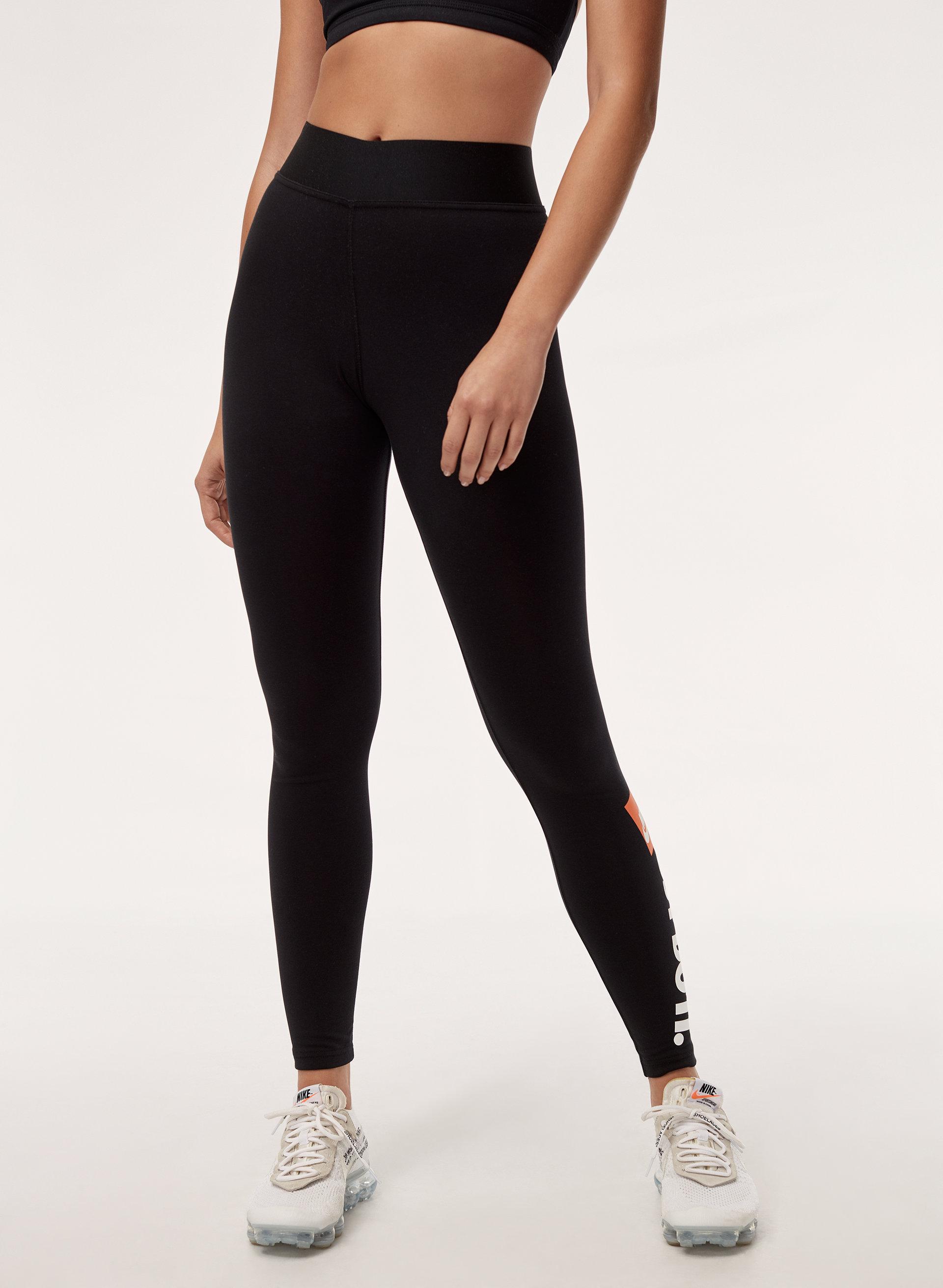 69b0fe49a8653 JUST DO IT LEGGING - High-waisted legging