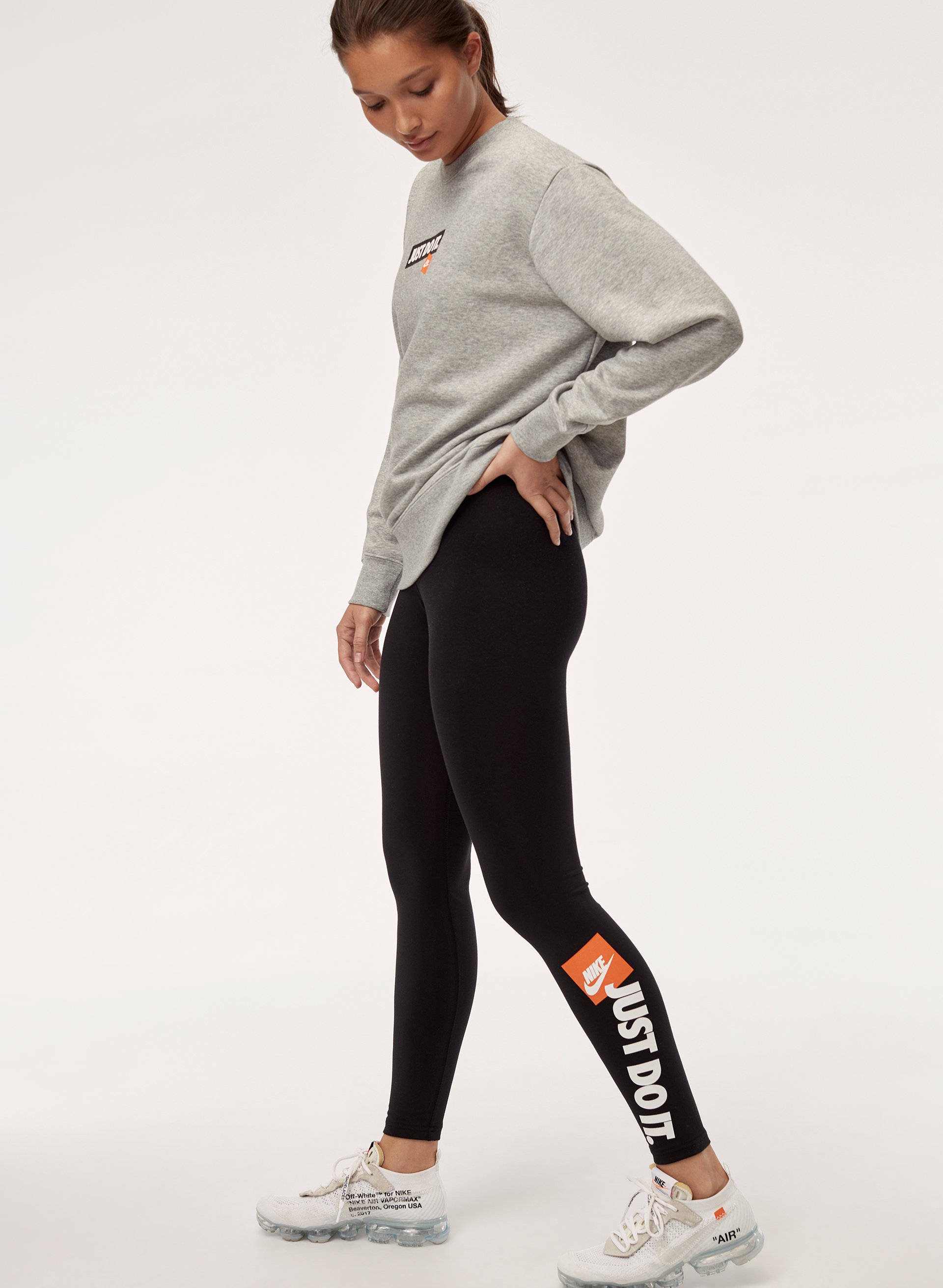 huge selection of 9da6e 04955 JUST DO IT LEGGING - High-waisted legging