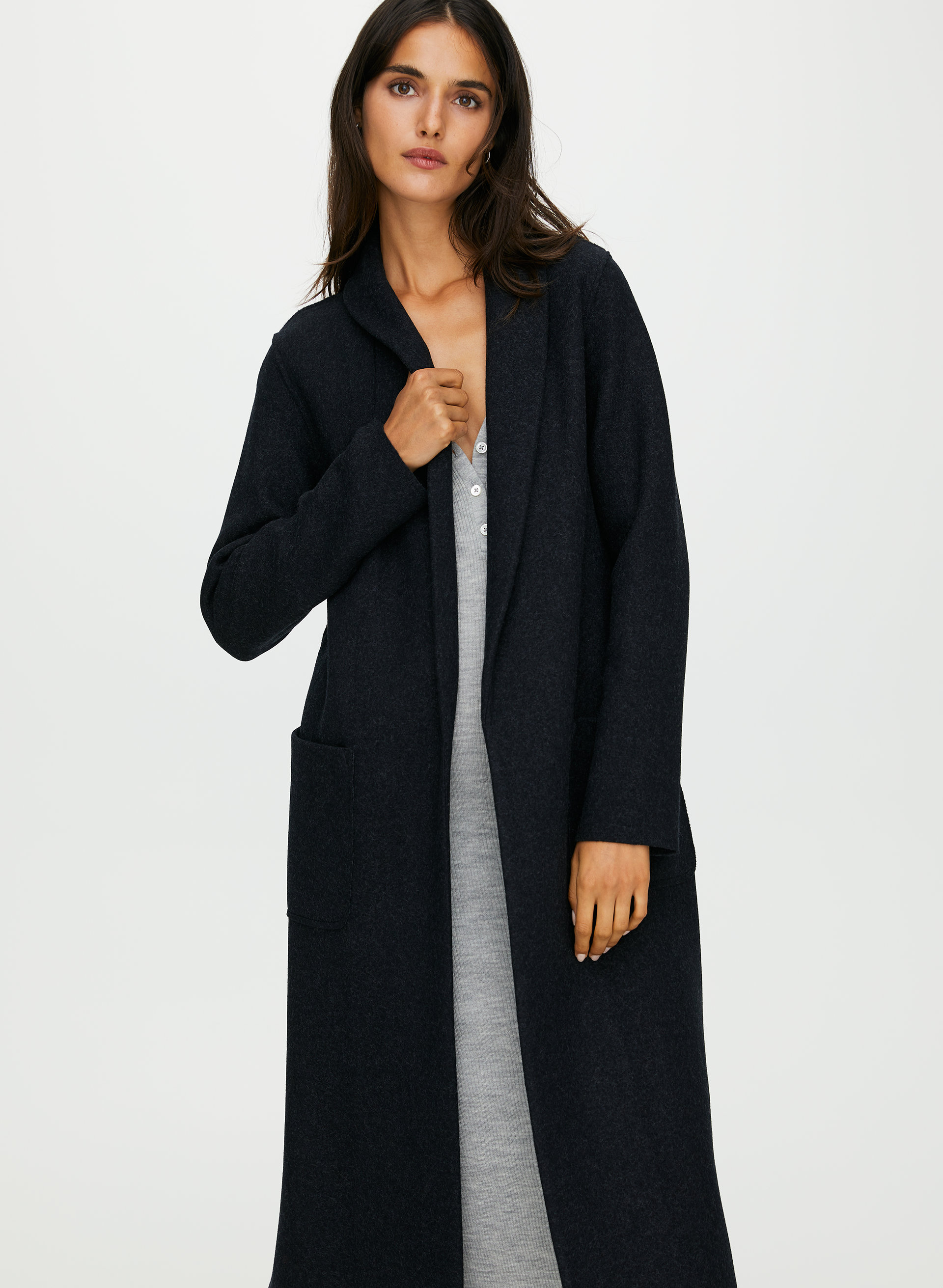 The Group By Babaton Luxe Lounge Jacket Aritzia Ca
