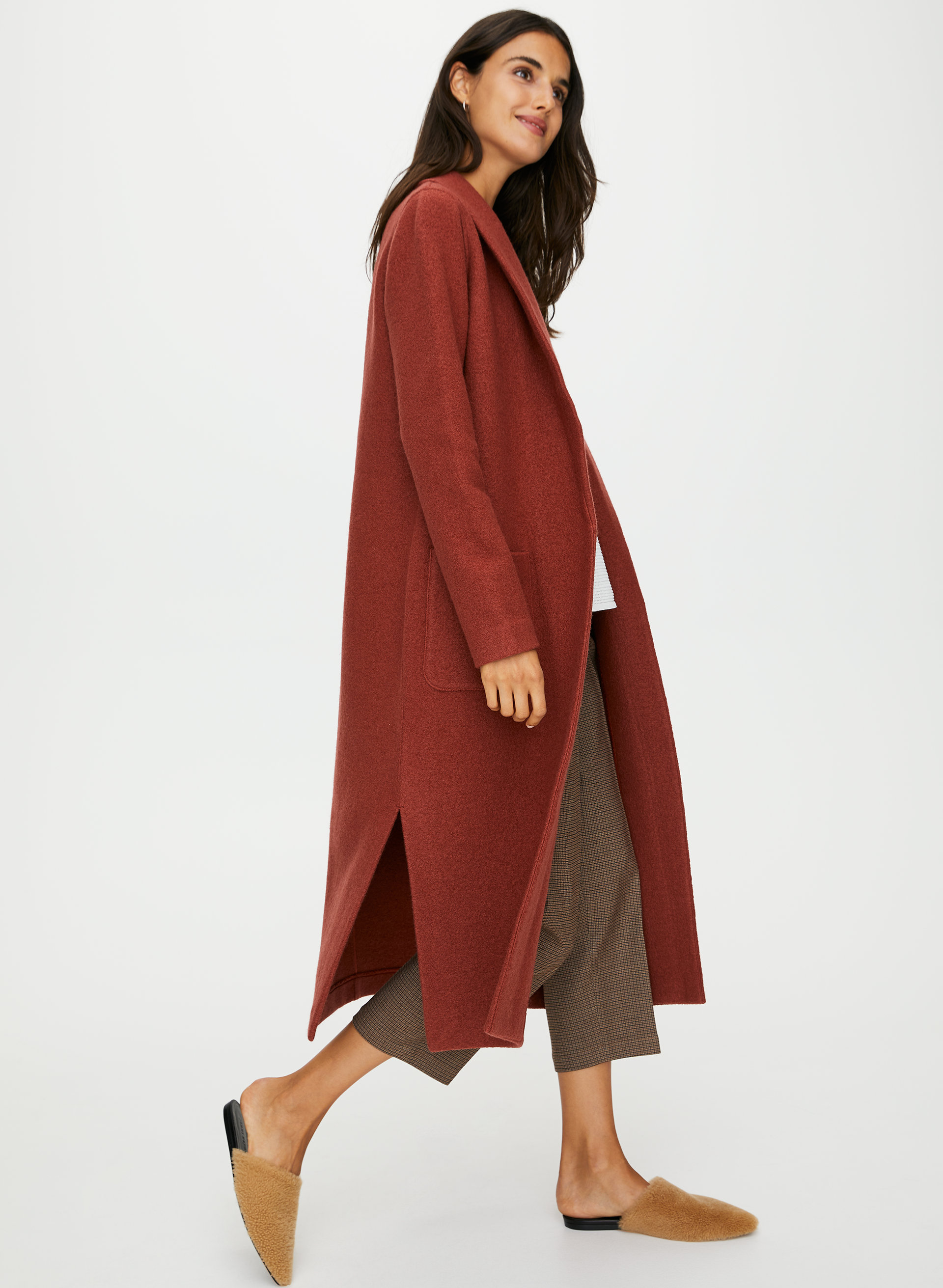 top style great variety models top quality The Group by Babaton LUXE LOUNGE WOOL JACKET | Aritzia US