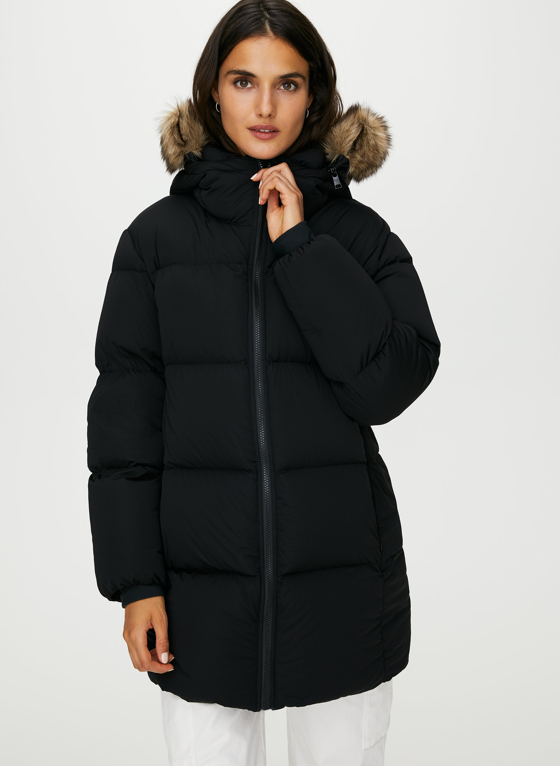 The Group by Babaton PARK CITY MID PUFFER | Aritzia US