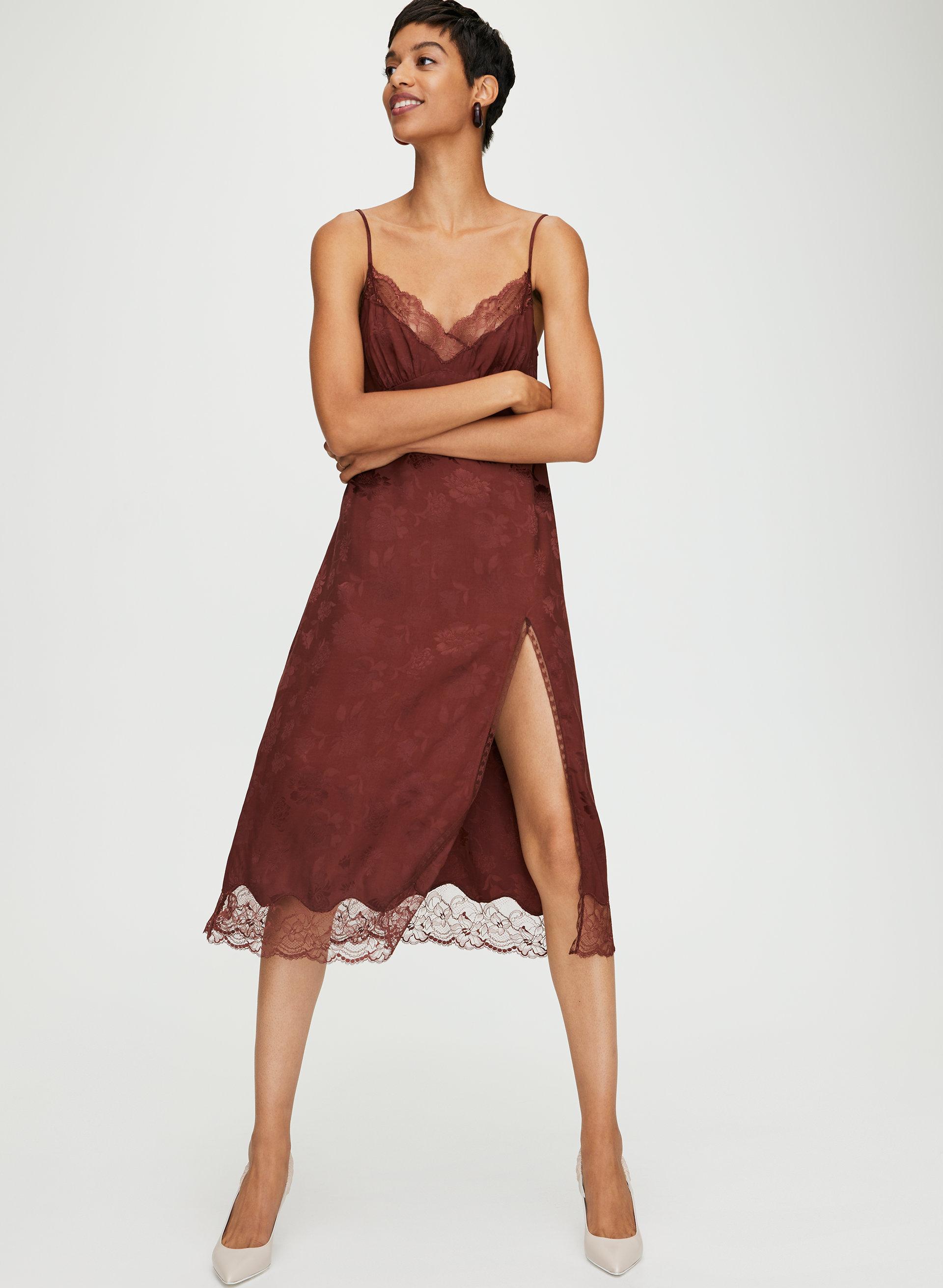 Wilfred Ophelia Dress Aritzia Ca