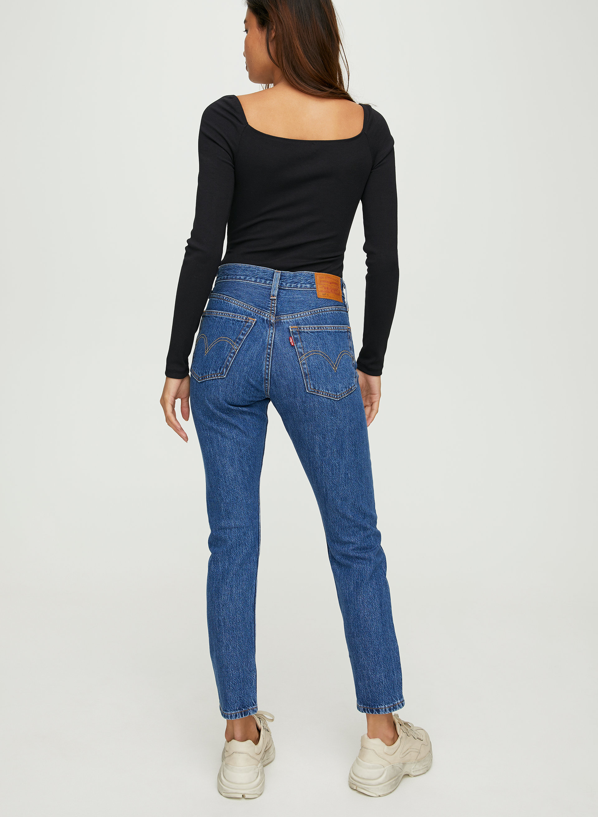 hot product top-rated quality moderate cost Levi's 501 SKINNY | Aritzia CA