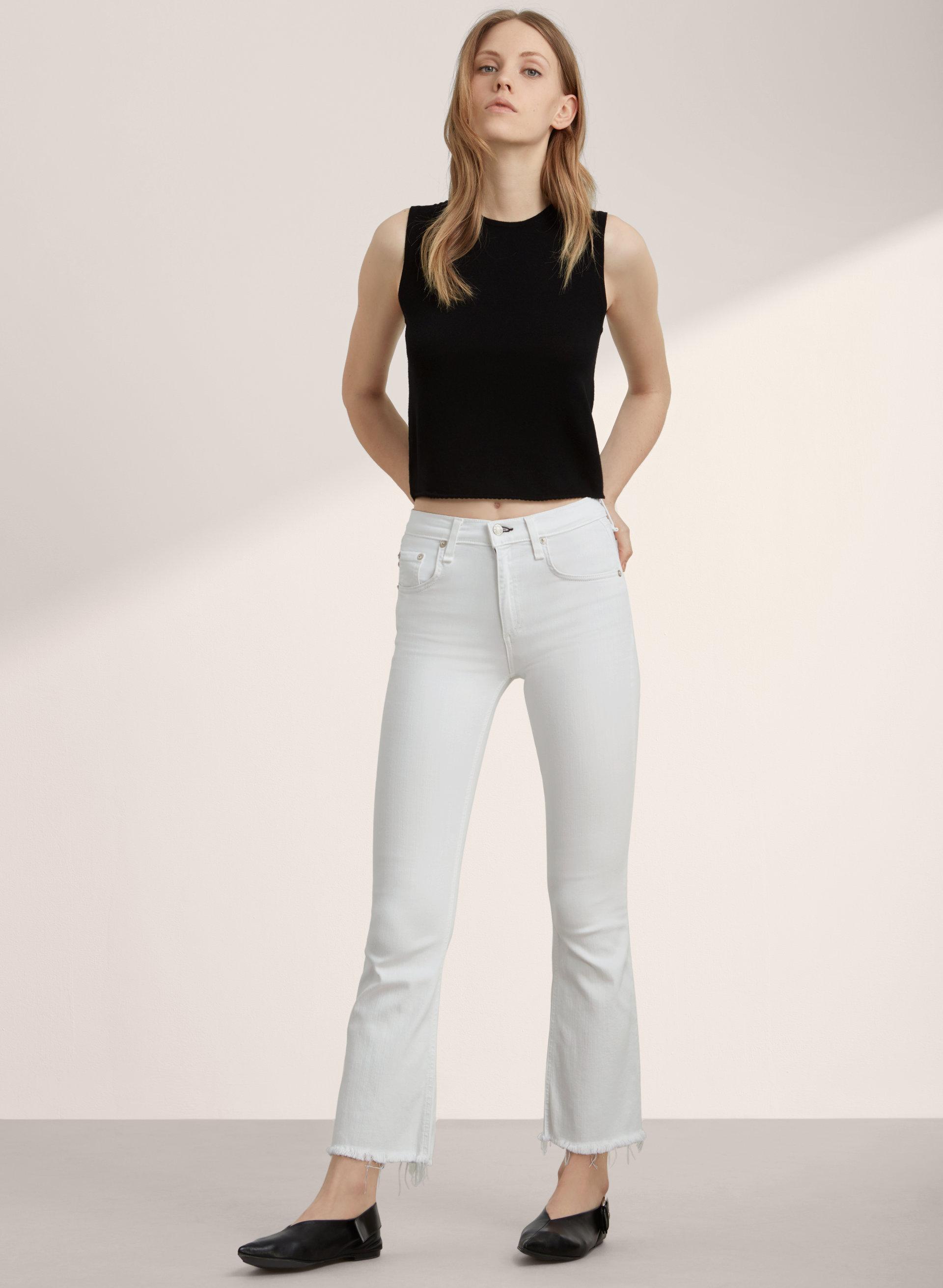 Crop Flare jeans Rag & Bone J6mKX3