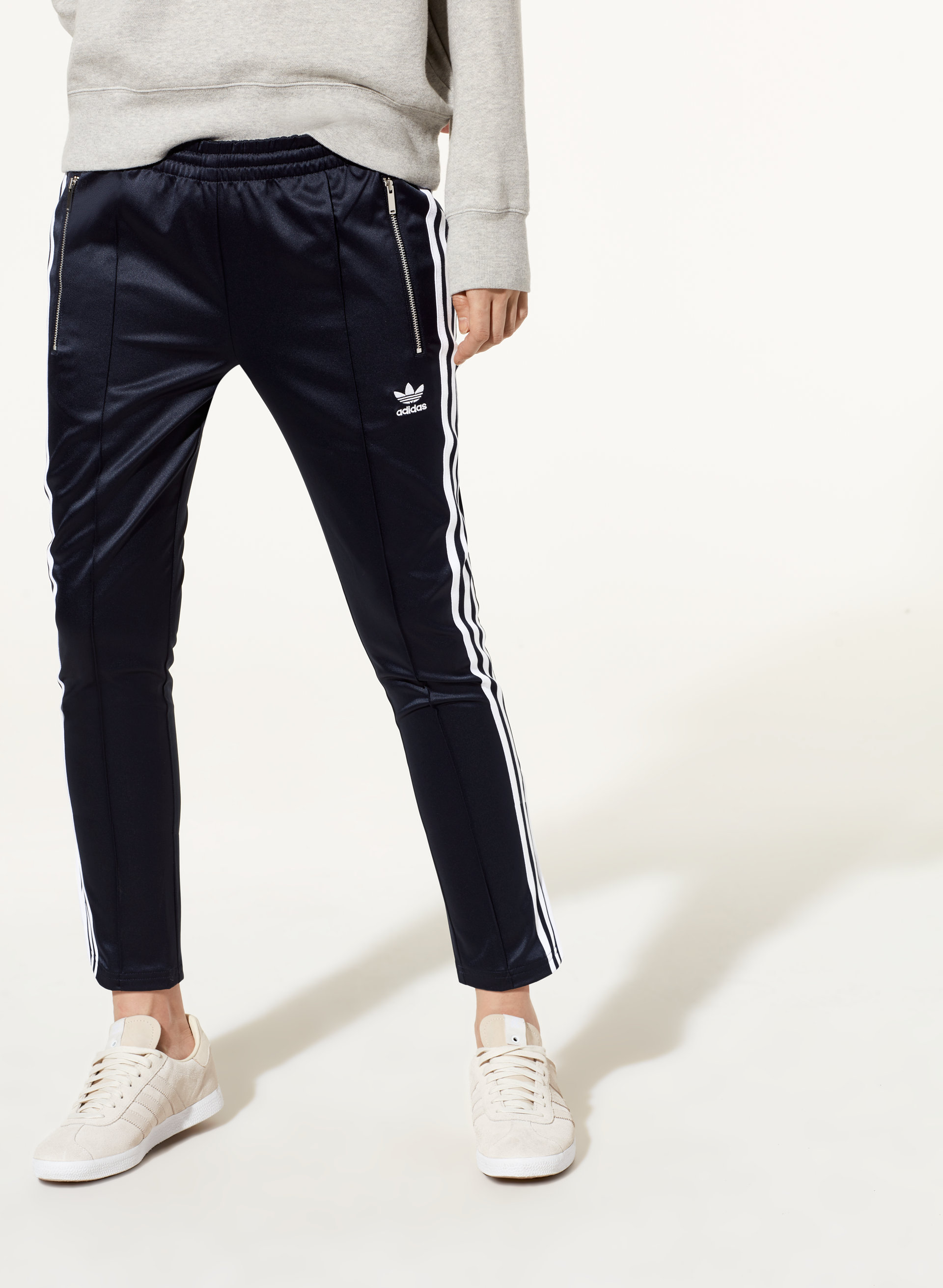 pantalon adidas coupe cogarette