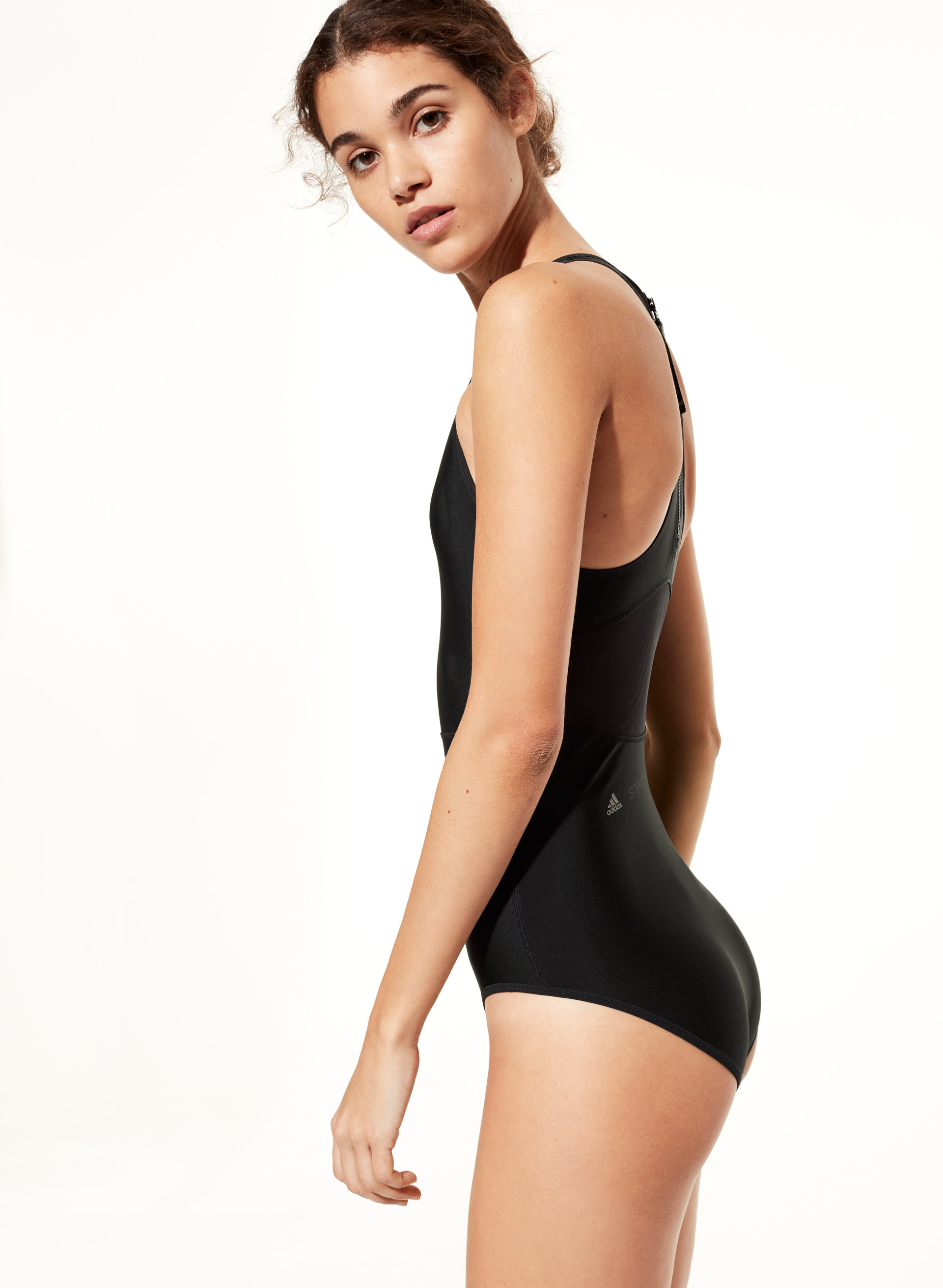 ddf0db86e4 ... adidas by Stella McCartney ZIP SWIMSUIT