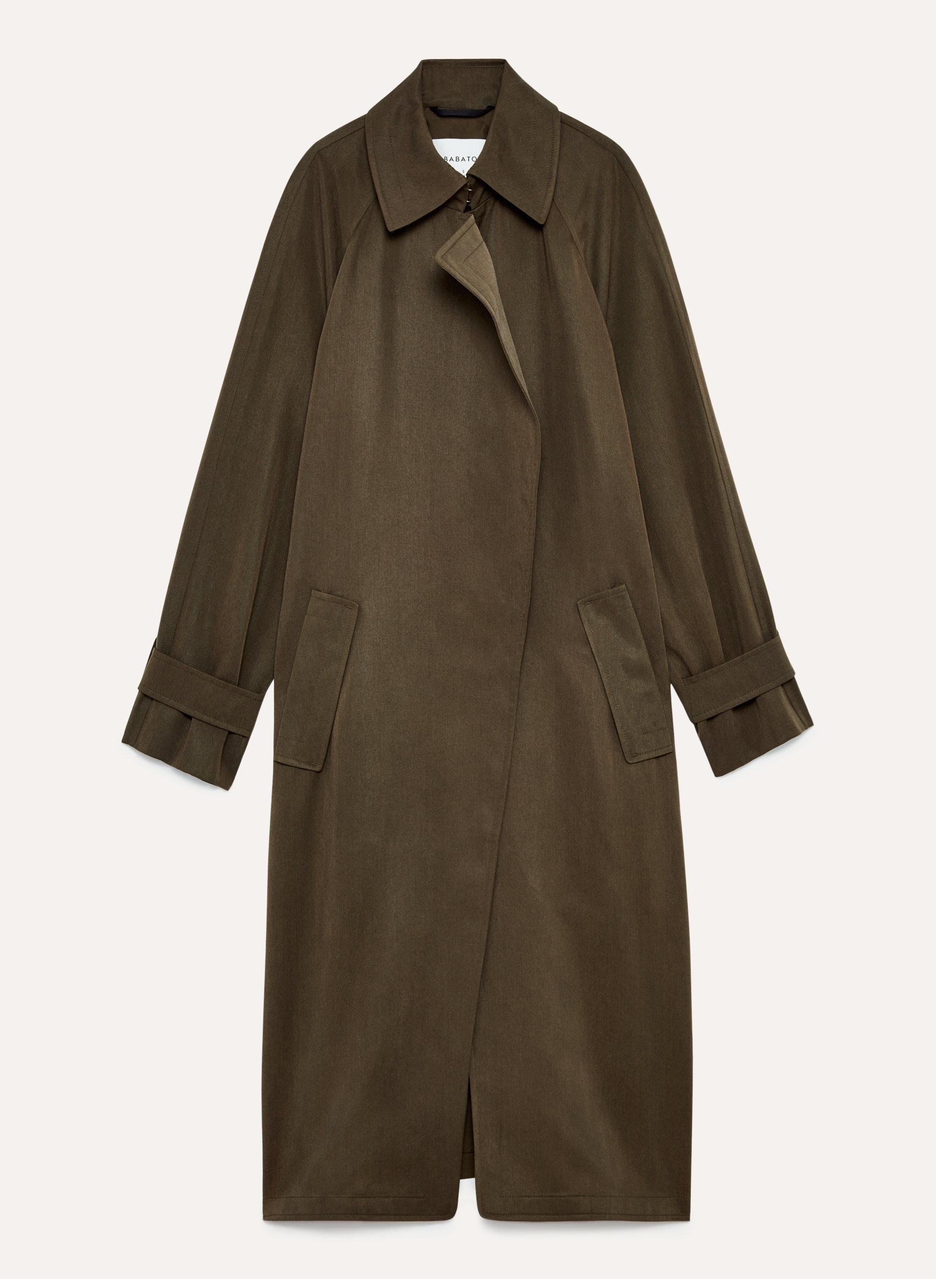 babaton lawson trench coat aritzia us