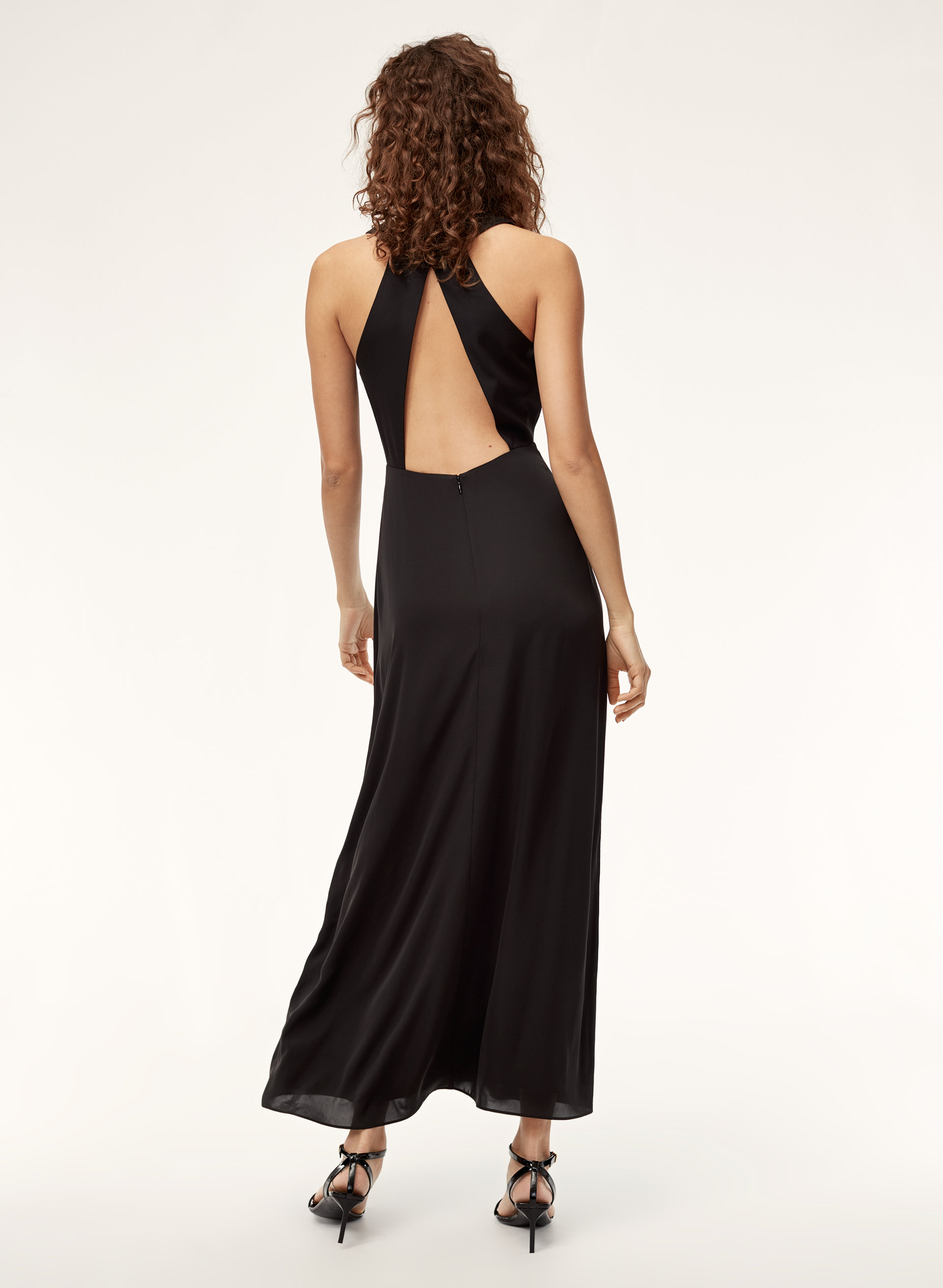 Talula Open Back Dress Aritzia