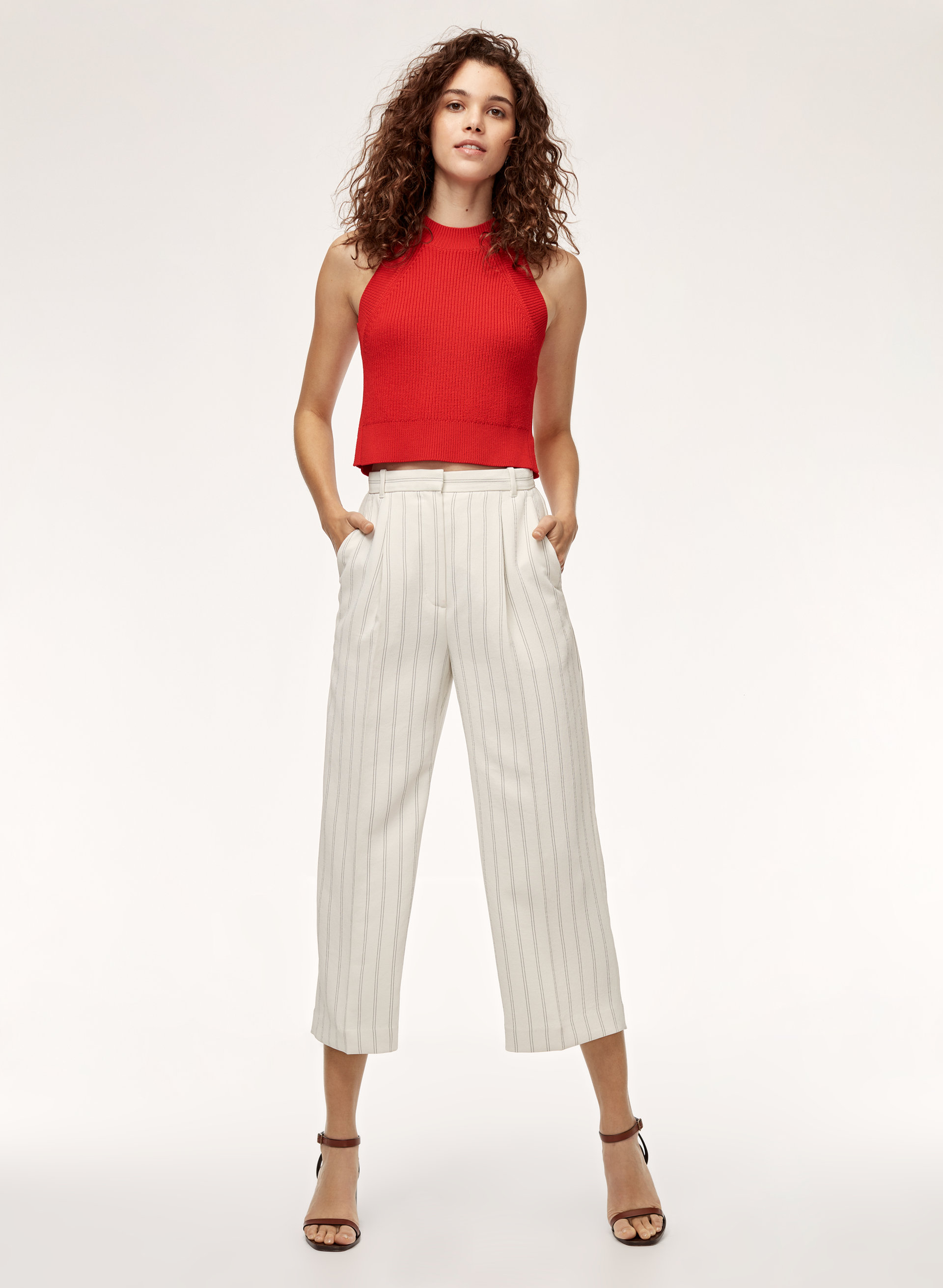 Wilfred CREVIER KNIT TOP | Aritzia US
