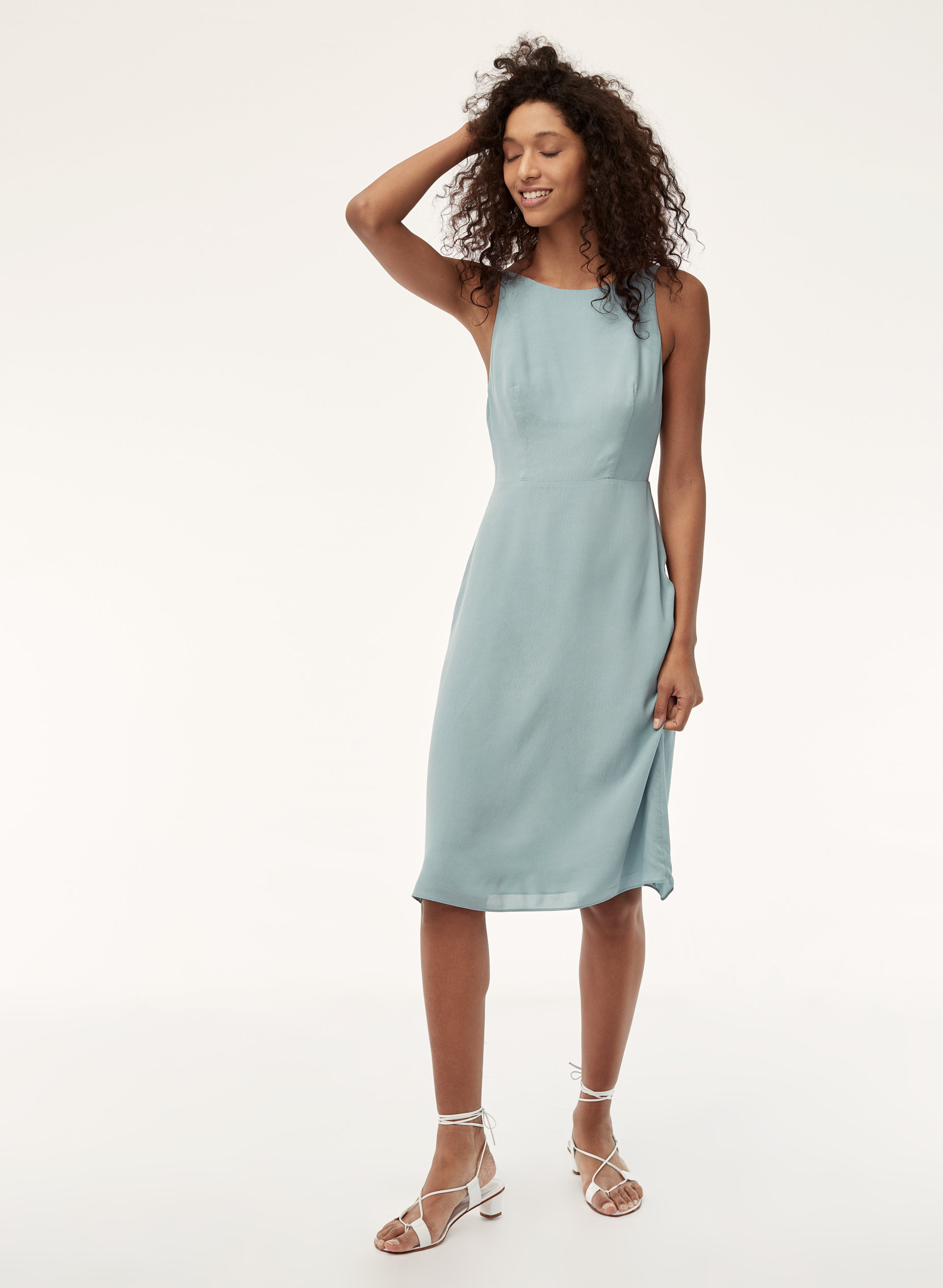 Wilfred CRÉNEAU DRESS | Aritzia US