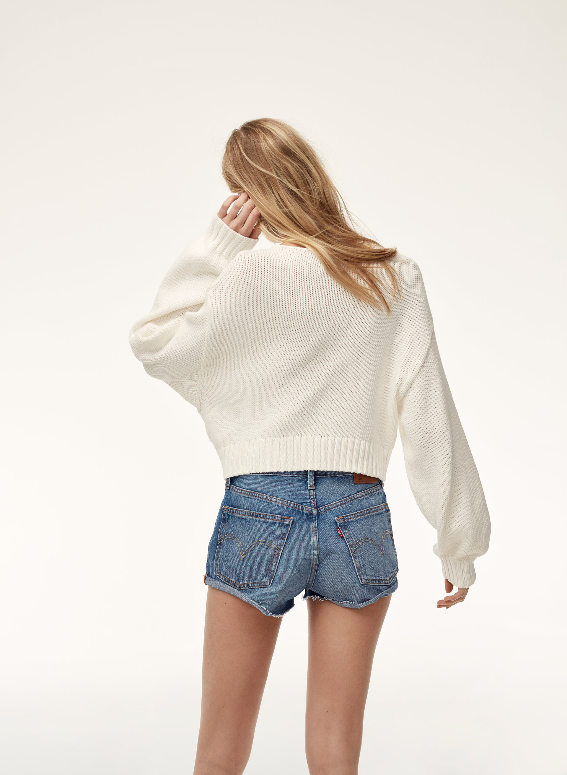 ... Levi's 501 SHORT BLUE EXPLORE | Aritzia ...