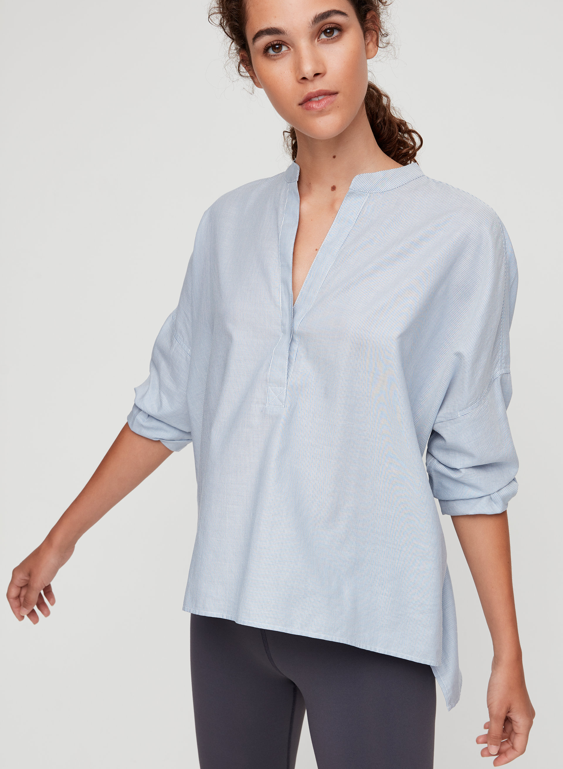 1dee41639d4 The Group by Babaton NELL BLOUSE