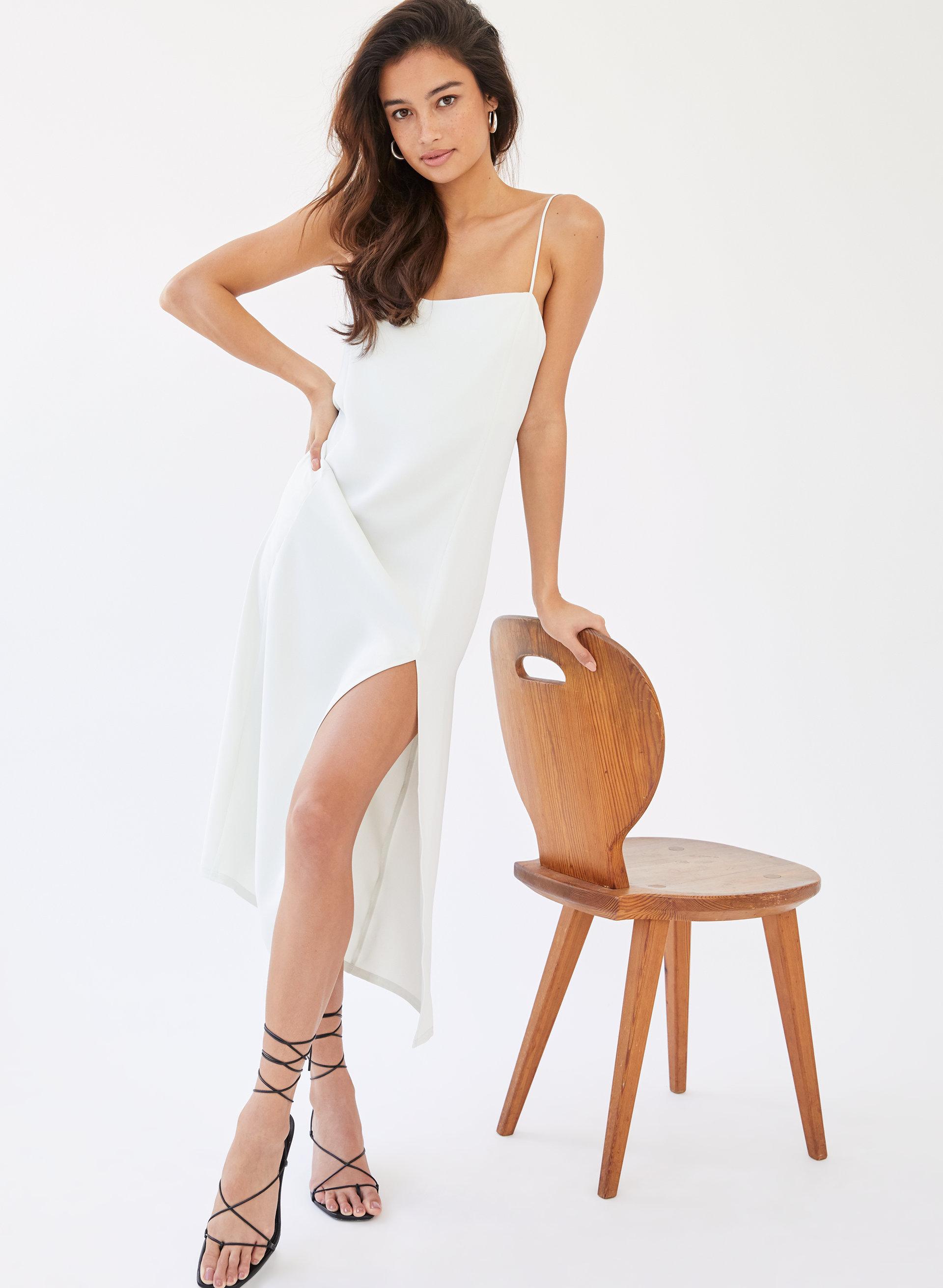 Aritzia slip dress