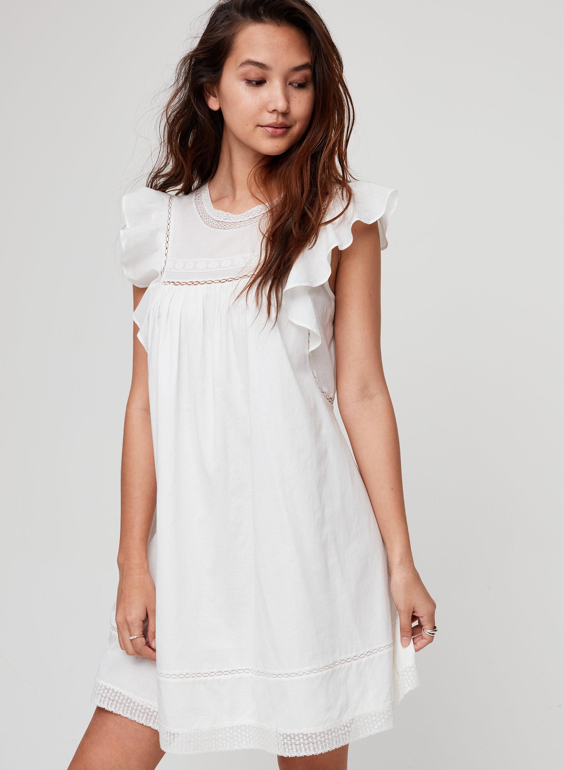 f6885fde94c anaya dress Cotton babydoll dress