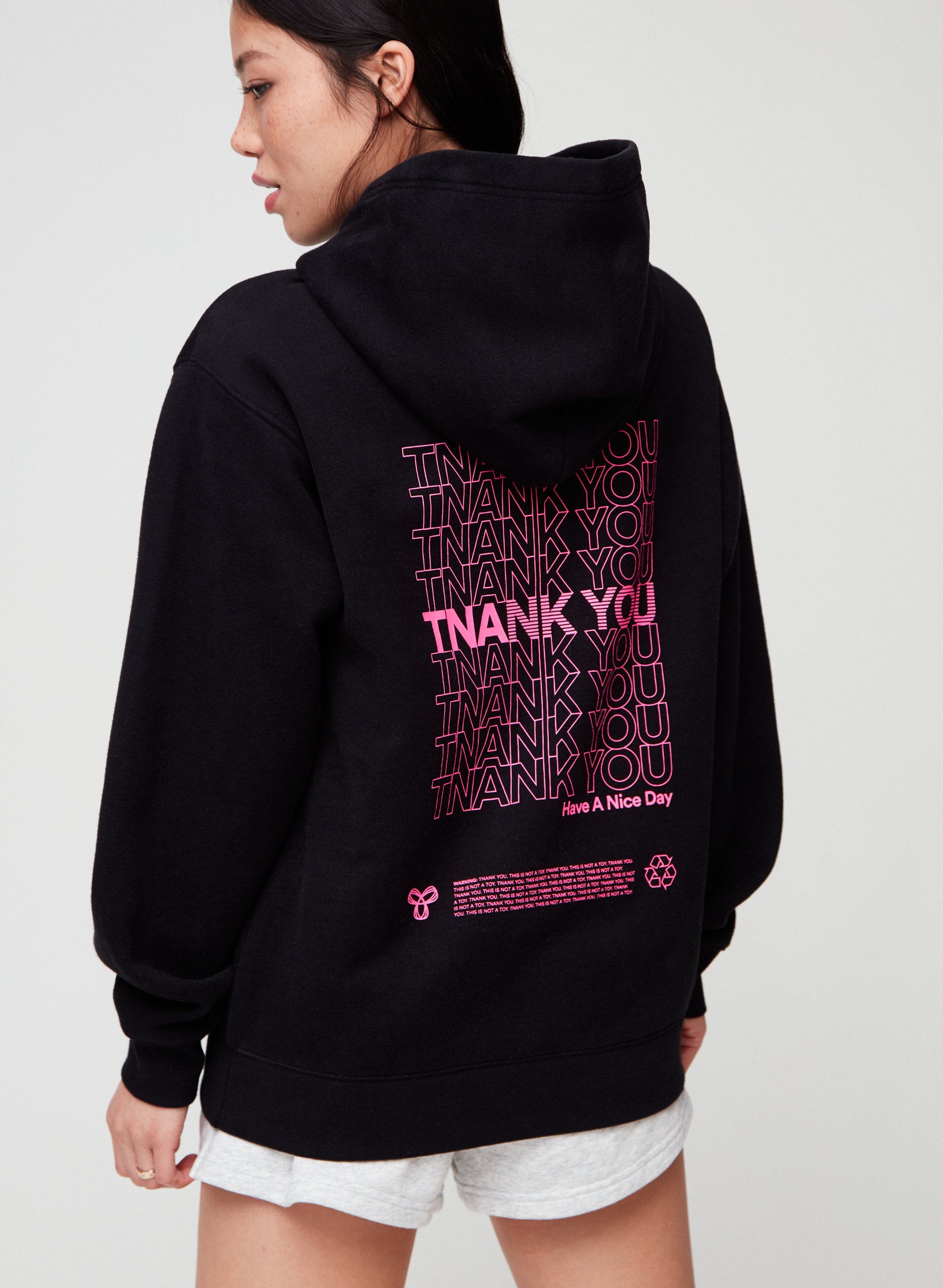 535f5adf2 THE PERFECT HOODIE - Relaxed pullover hoodie