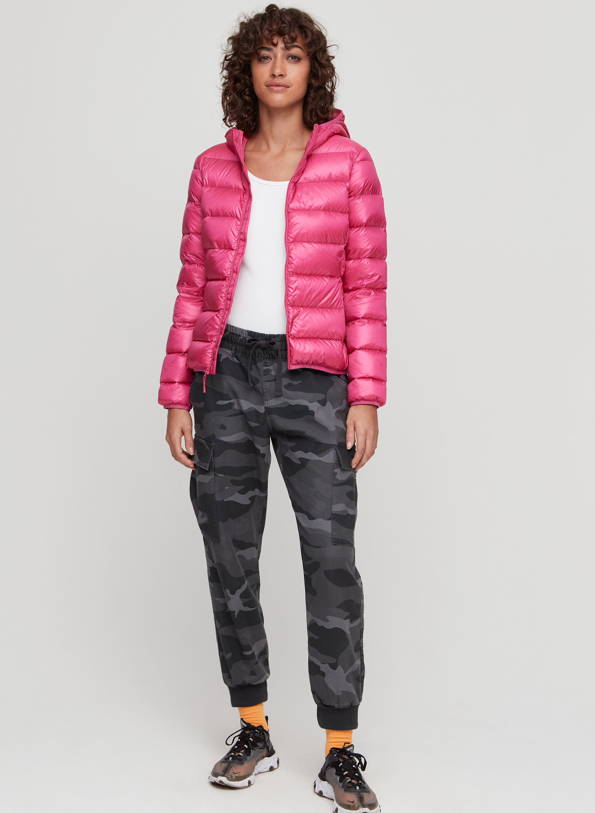 f29f24c10dc2 the little puff Packable, goose-down puffer jacket