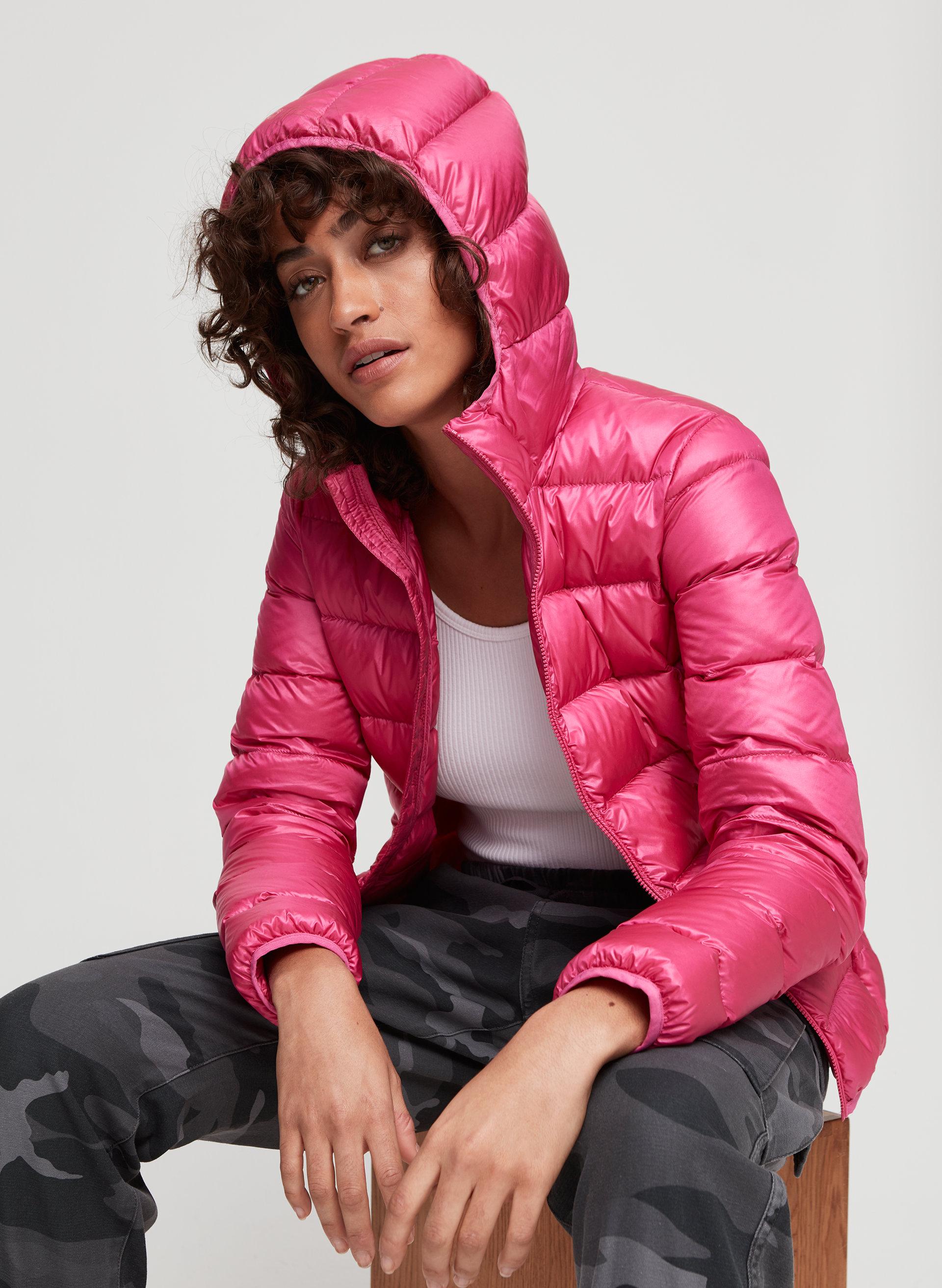 47a27d9dffb3 THE LITTLE PUFF - Packable, goose-down puffer jacket
