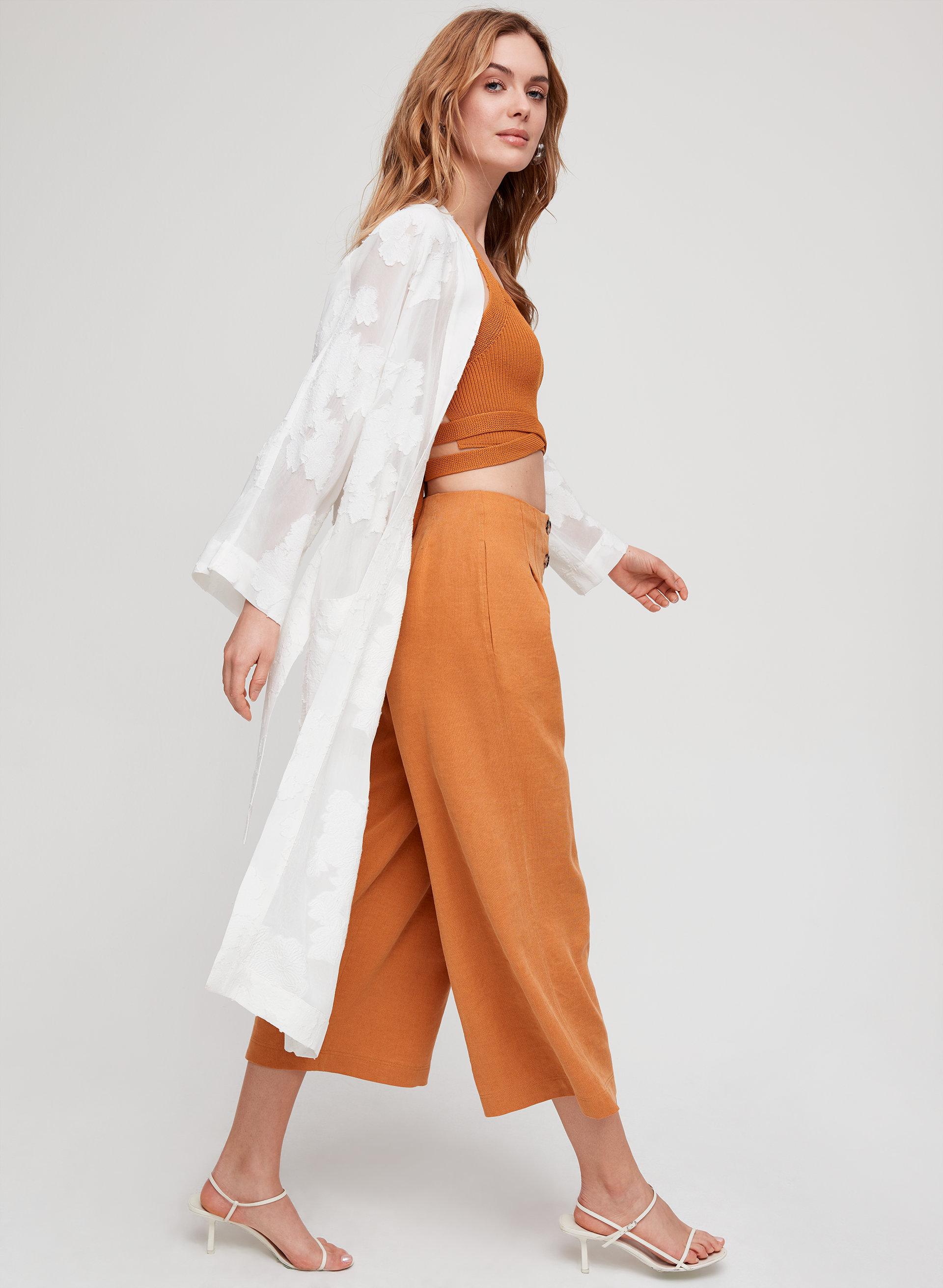 004706439 durante jacket Long jacquard kimono