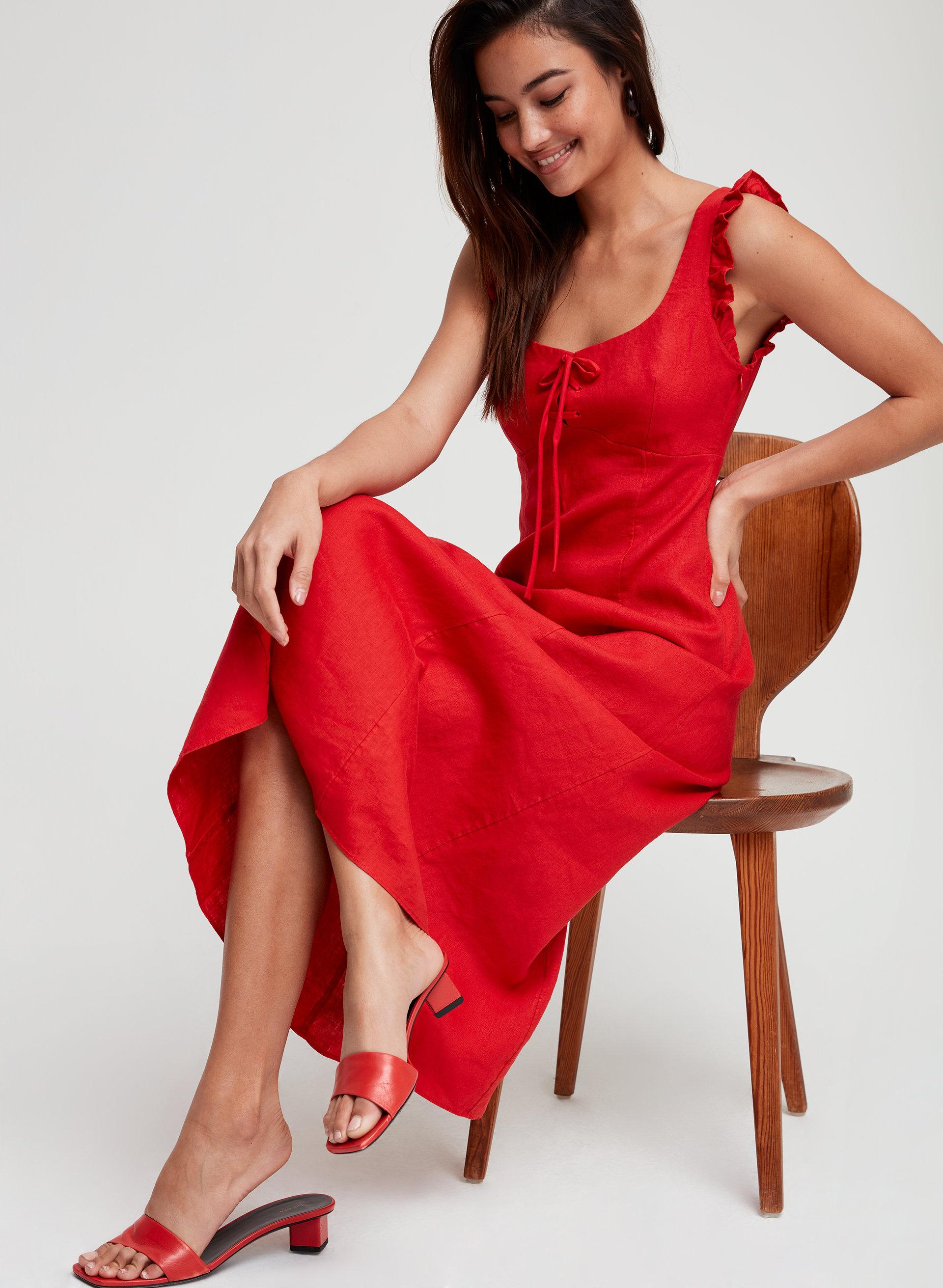 e4196c56001b3 Wilfred ANABELLE DRESS | Aritzia US