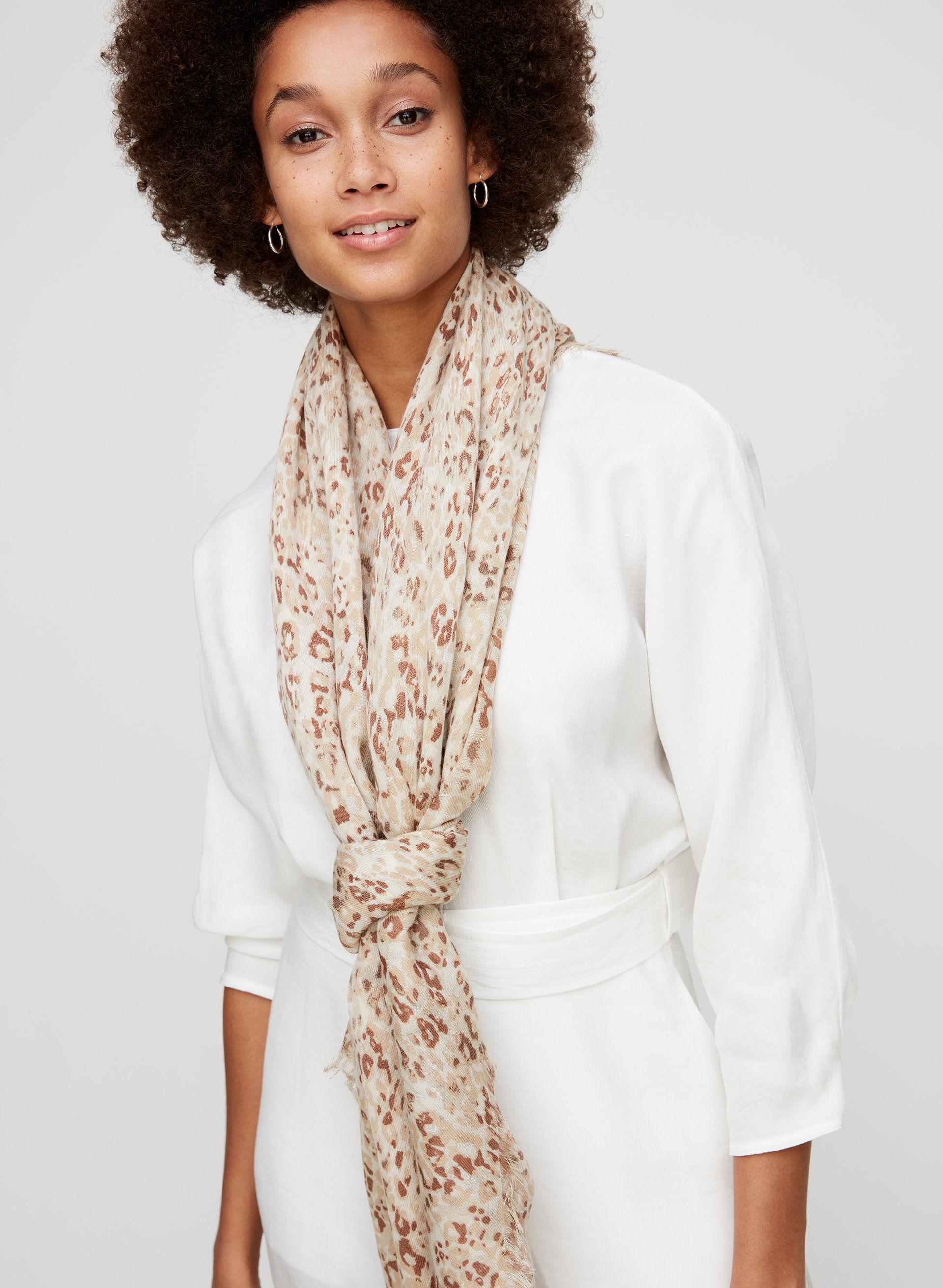 7b22fb6083977 leopard blanket scarf Lightweight, leopard print blanket scarf