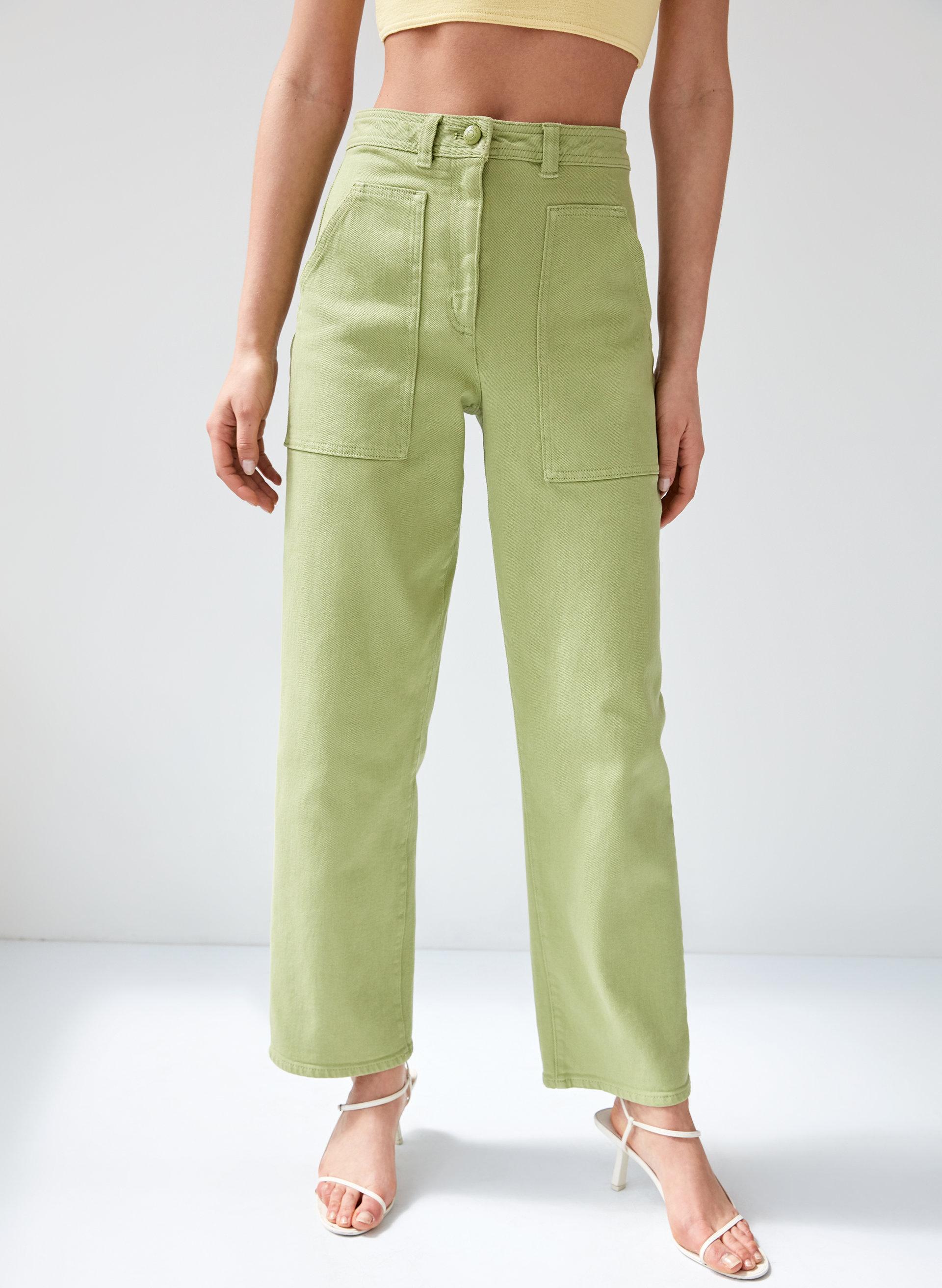 c4caa405 RYLEY PANT - High-waisted, utilitarian pant