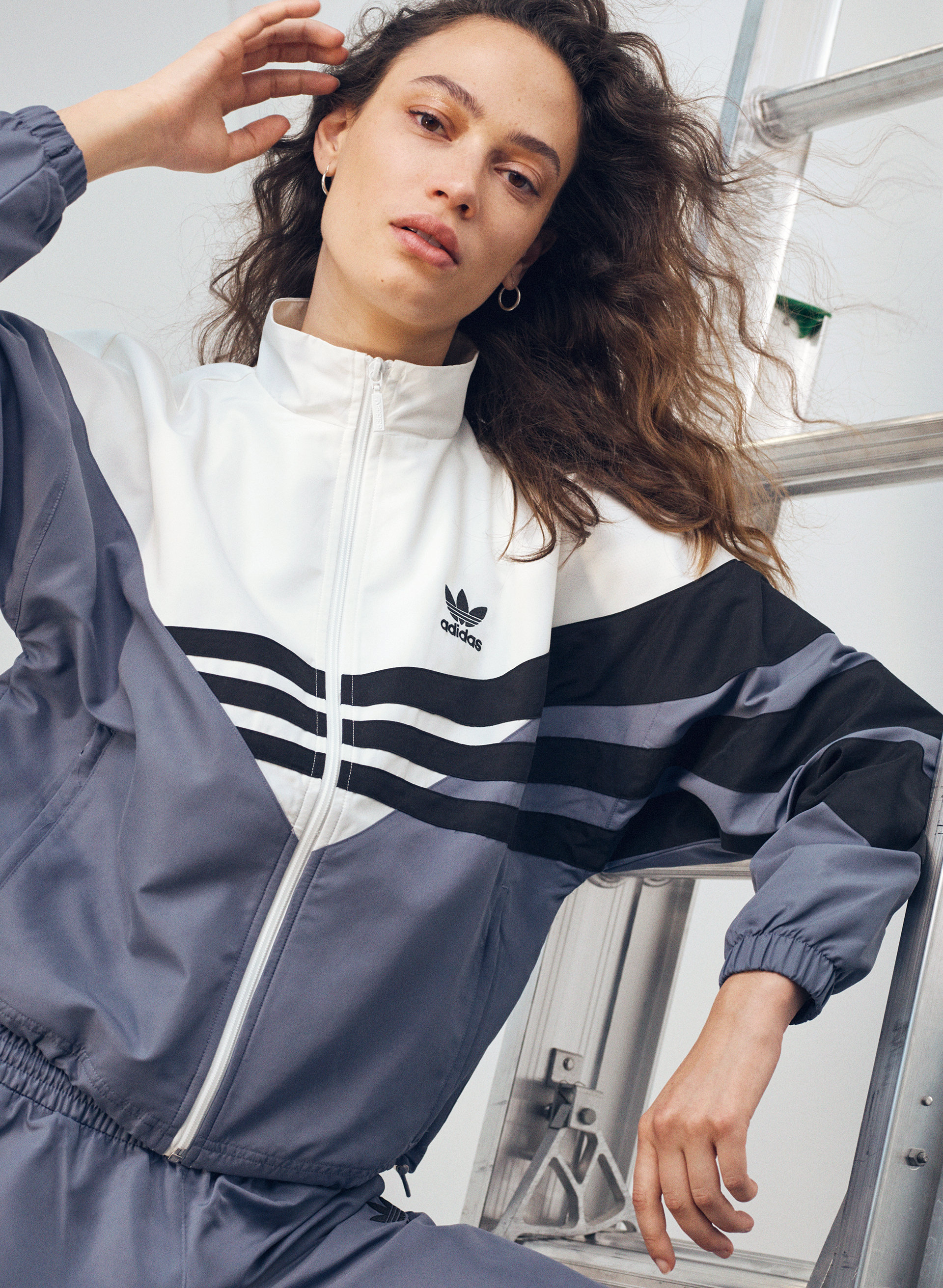 big sale 069fa a9c28 ... adidas TRACK TOP   Aritzia ...