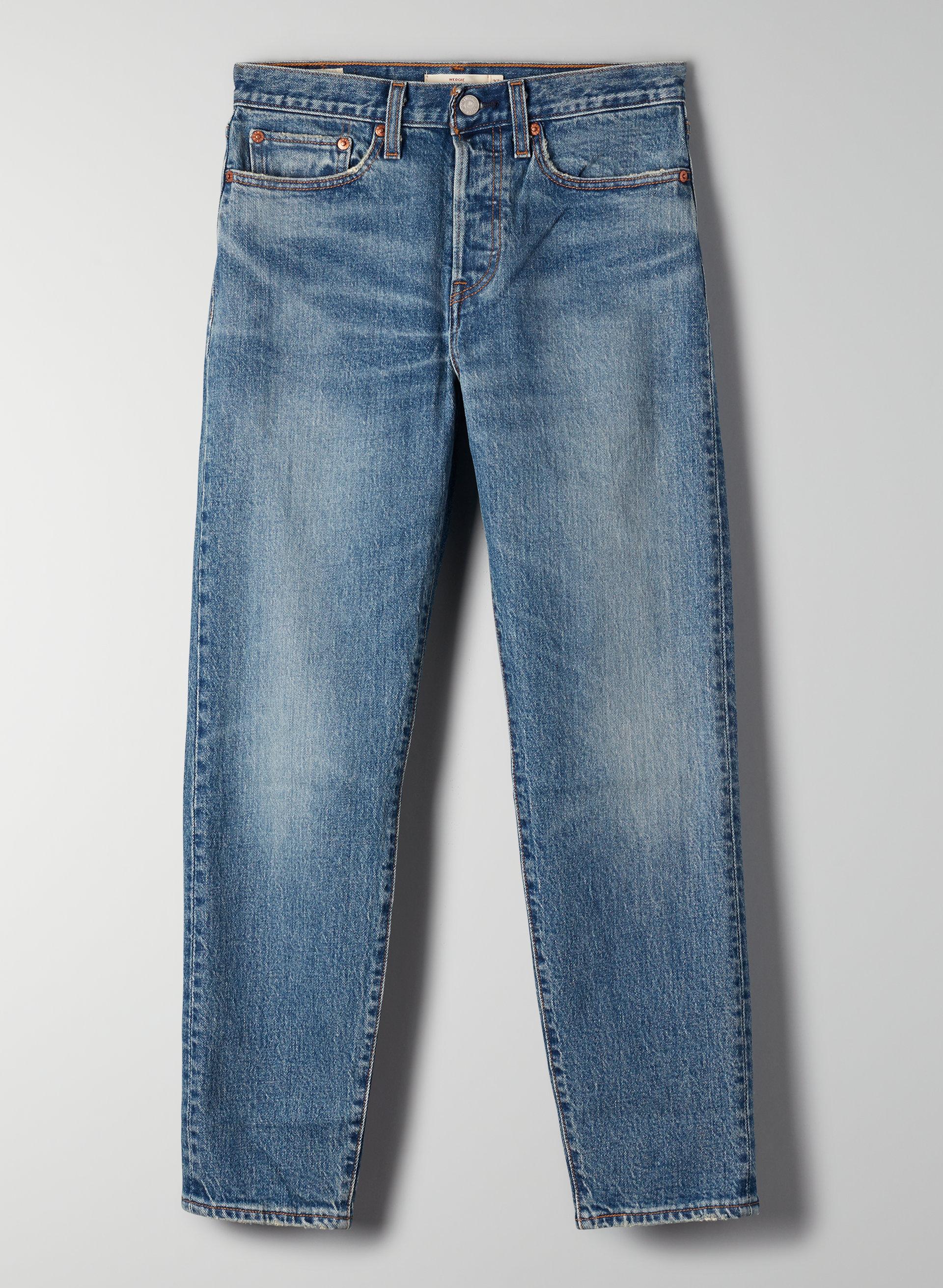 ac93aee9 WEDGIE ICON - High-waisted, skinny jean